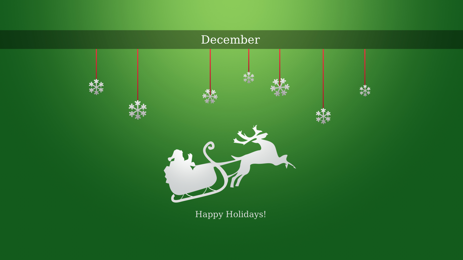Happy December Holidays 559.1 Kb