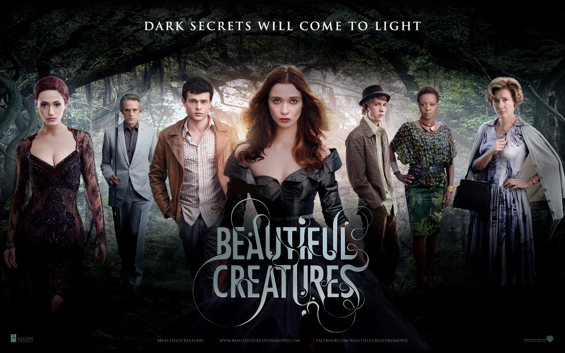 Beautiful Creatures 2013 Movie 929.2 Kb
