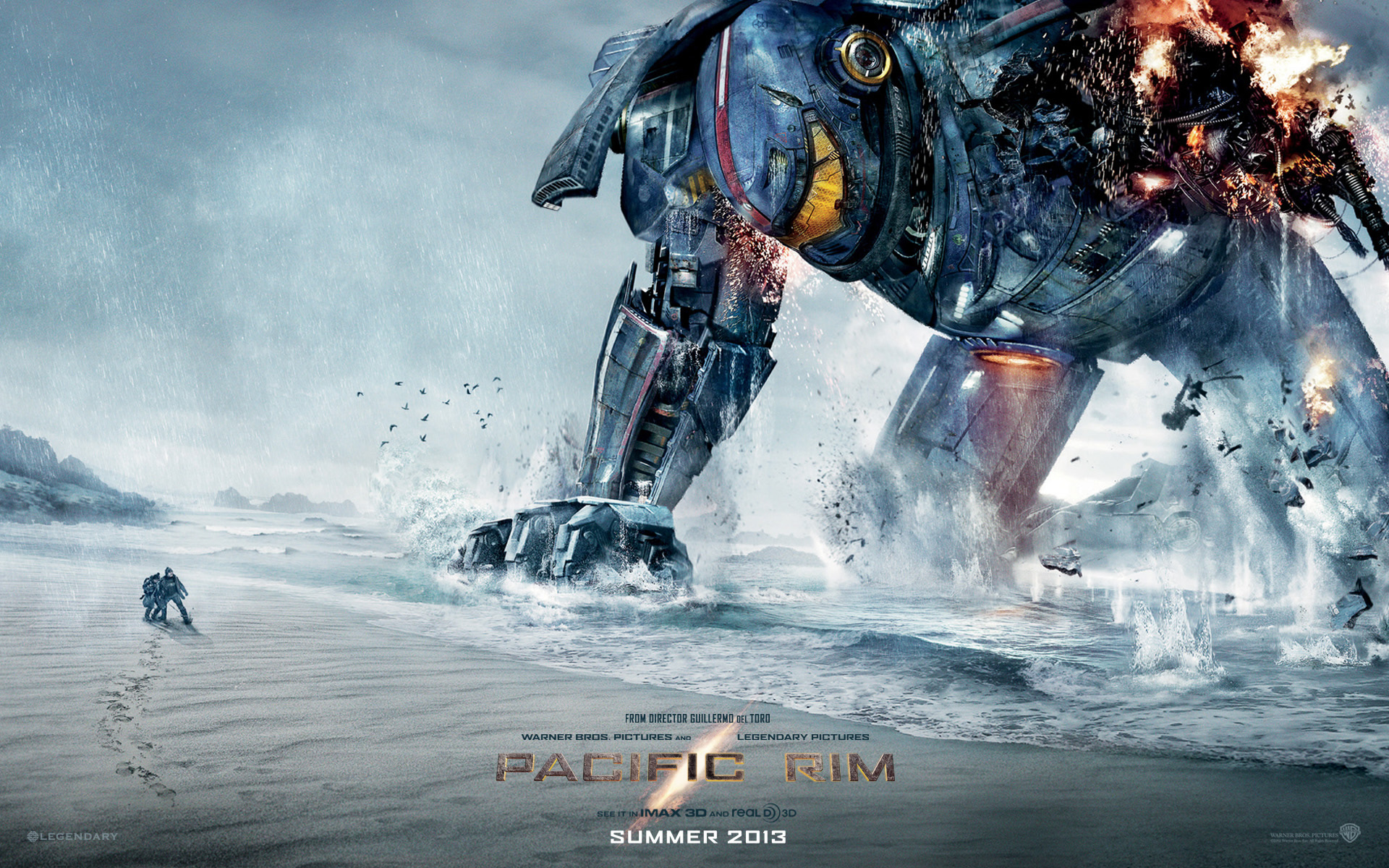Pacific Rim 2013 Movie 3876.86 Kb