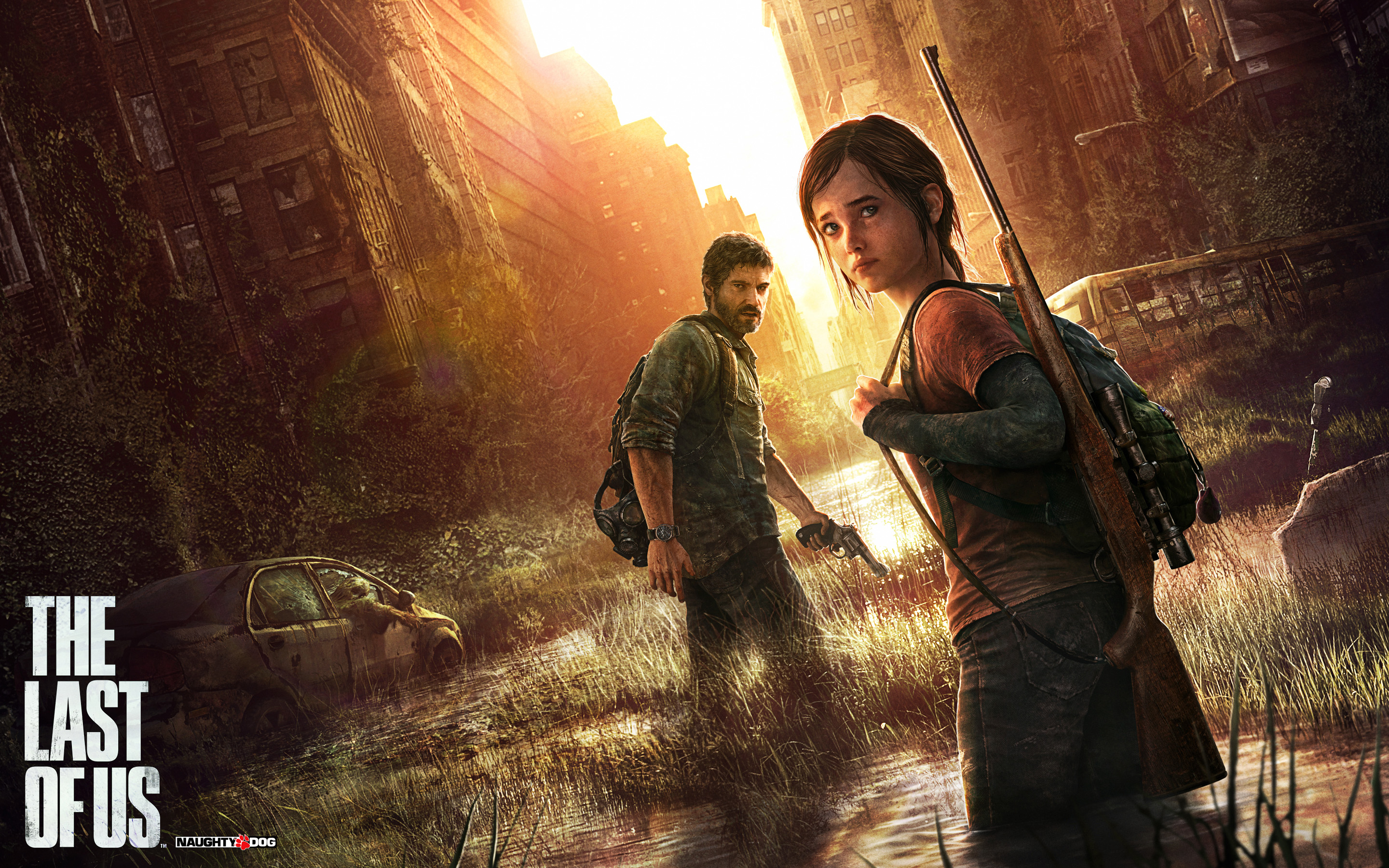 The Last of Us Video Game 906.84 Kb