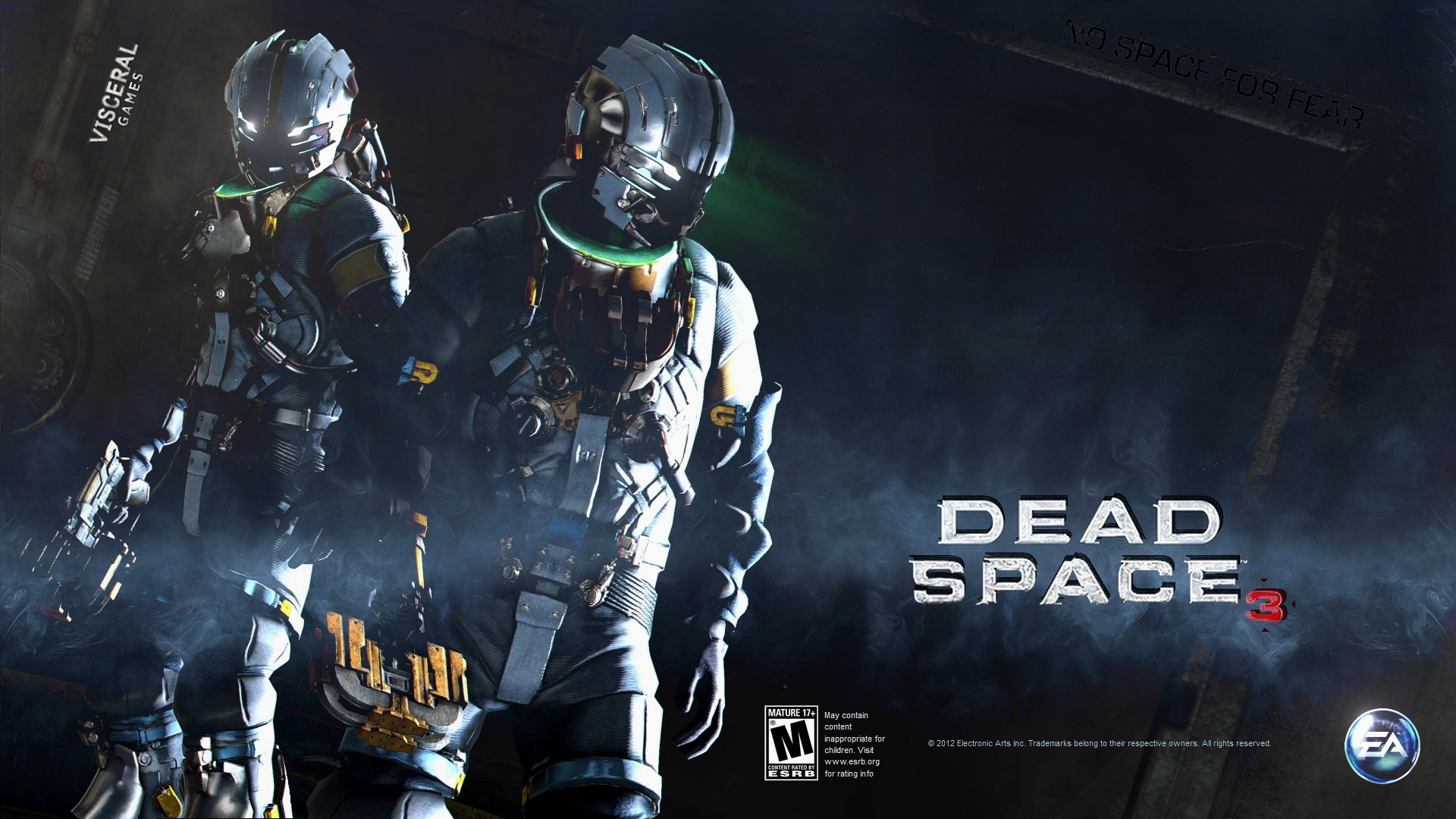 Dead Space 3 Game 2013 605.61 Kb
