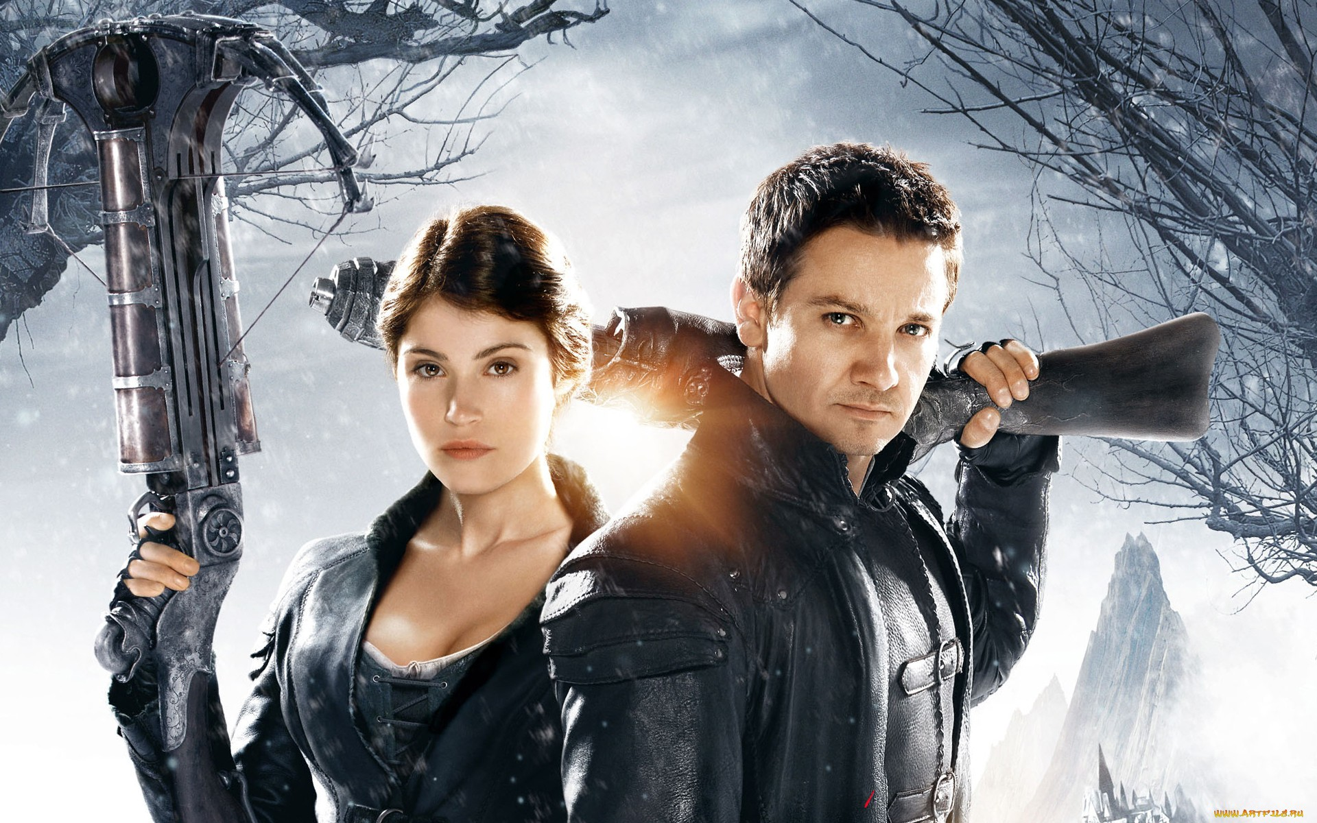 Hansel and Gretel Witch Hunters 1549.23 Kb