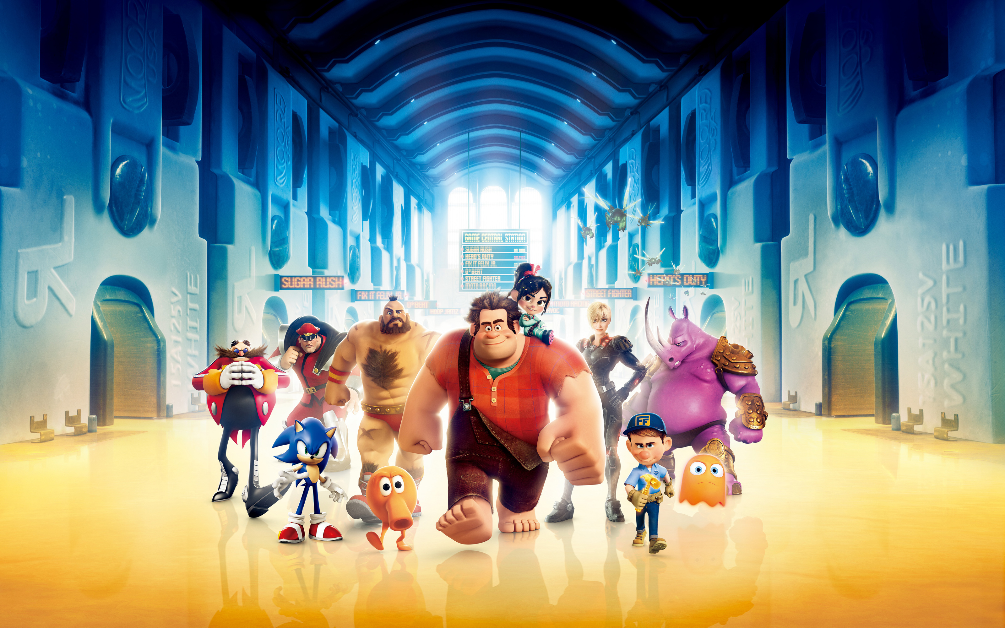 Wreck It Ralph 3D Movie