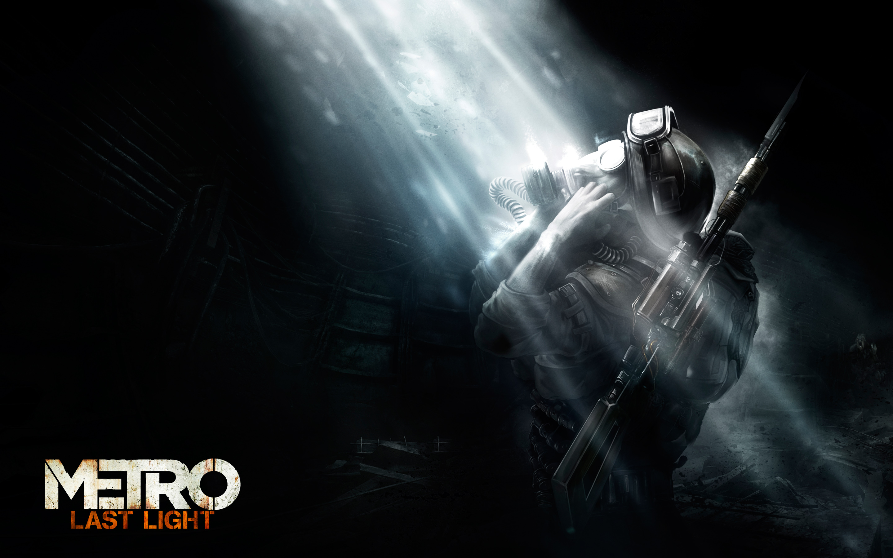 Metro Last Light 2013 Game