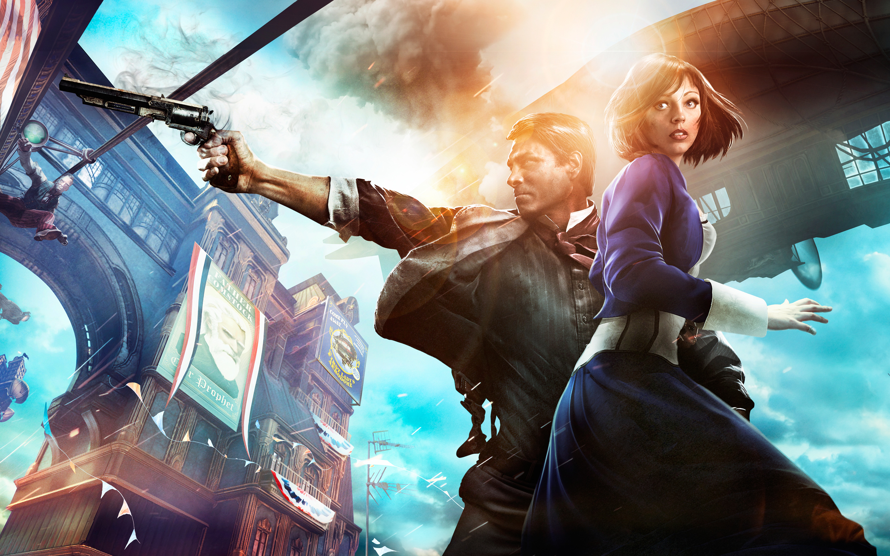 BioShock Infinite 2013 Game 503.74 Kb