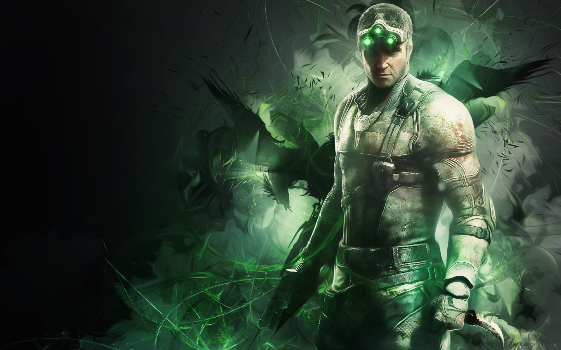 Sam Fisher in Splinter Cell 1420.86 Kb