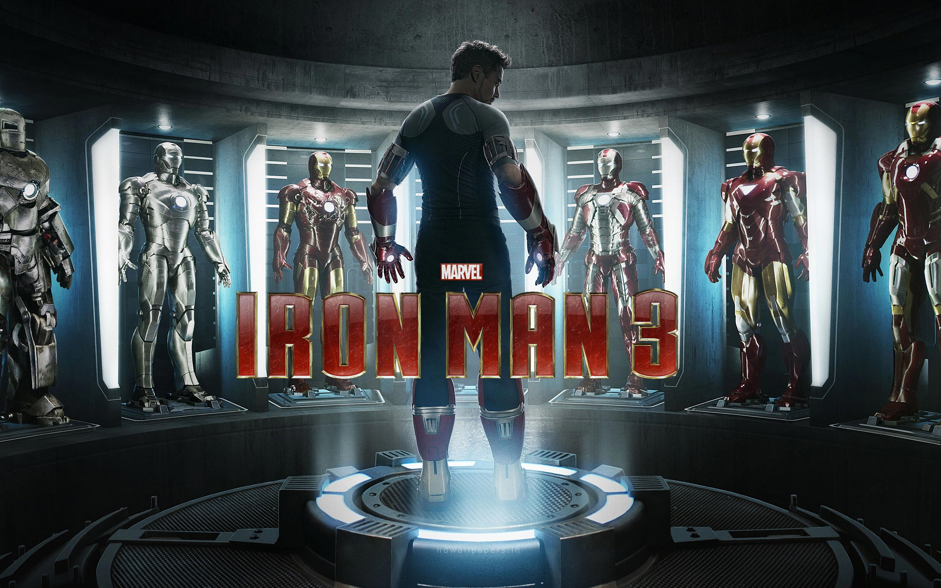 Iron Man 3 Official 1051.25 Kb