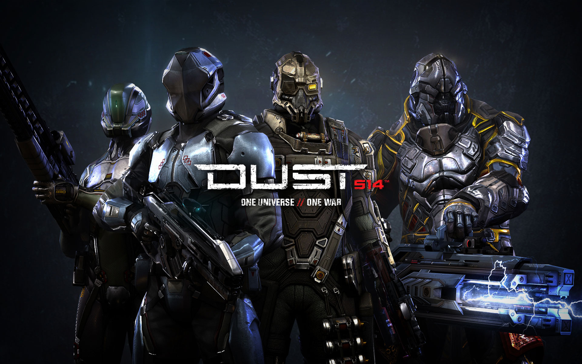 Dust 514 Video Game 906.84 Kb