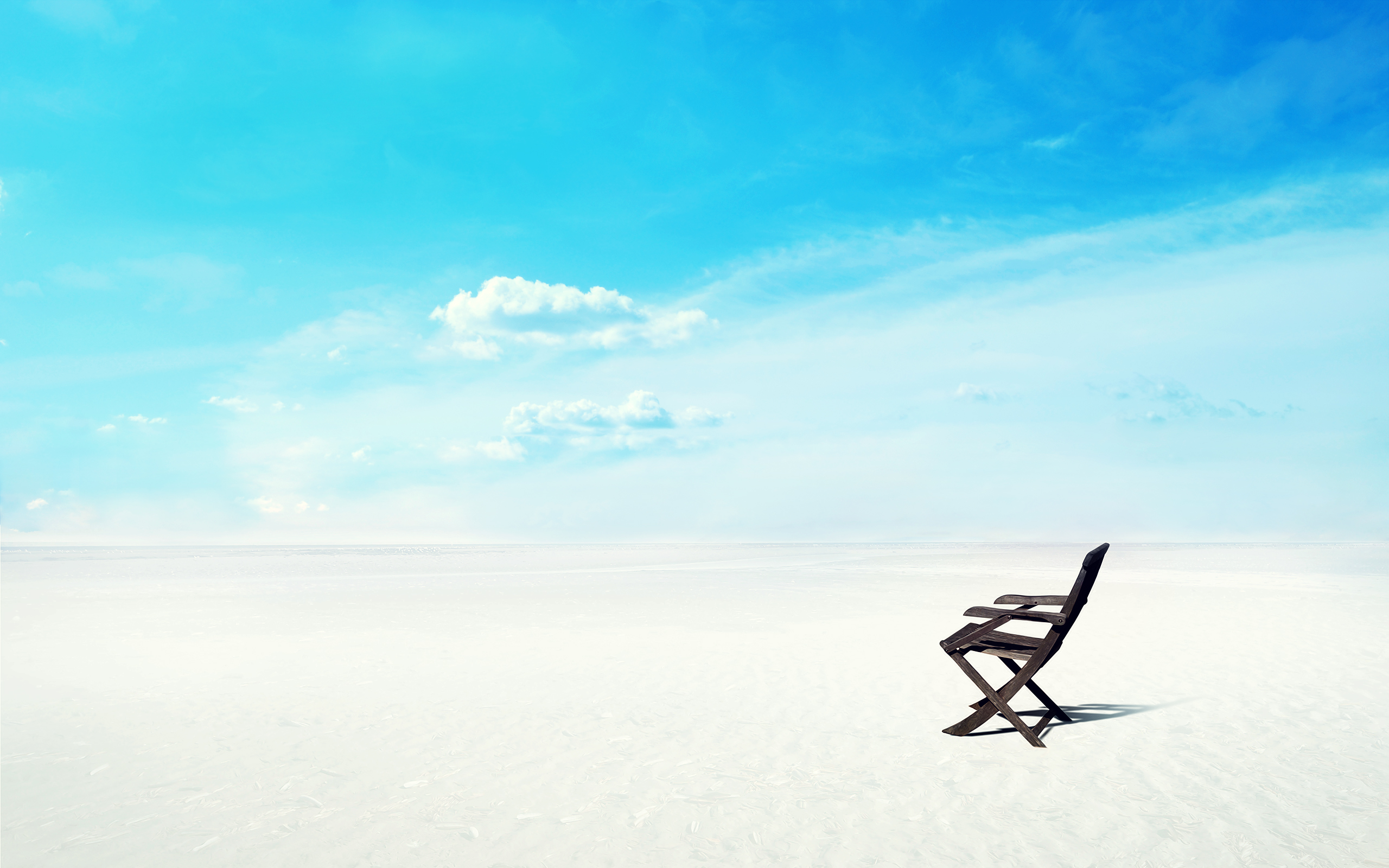 Beach Horizon