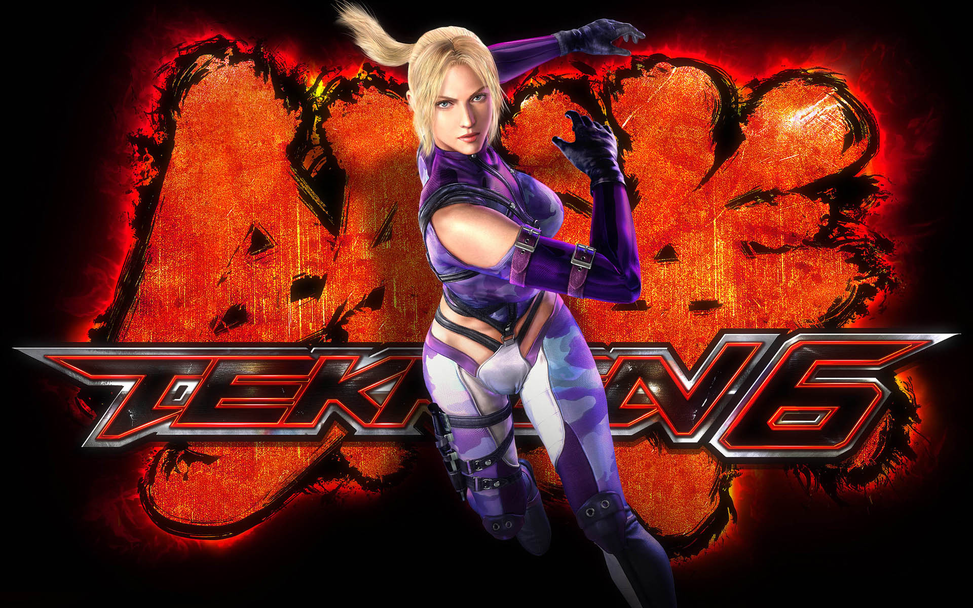 Nina Williams in Tekken 6
