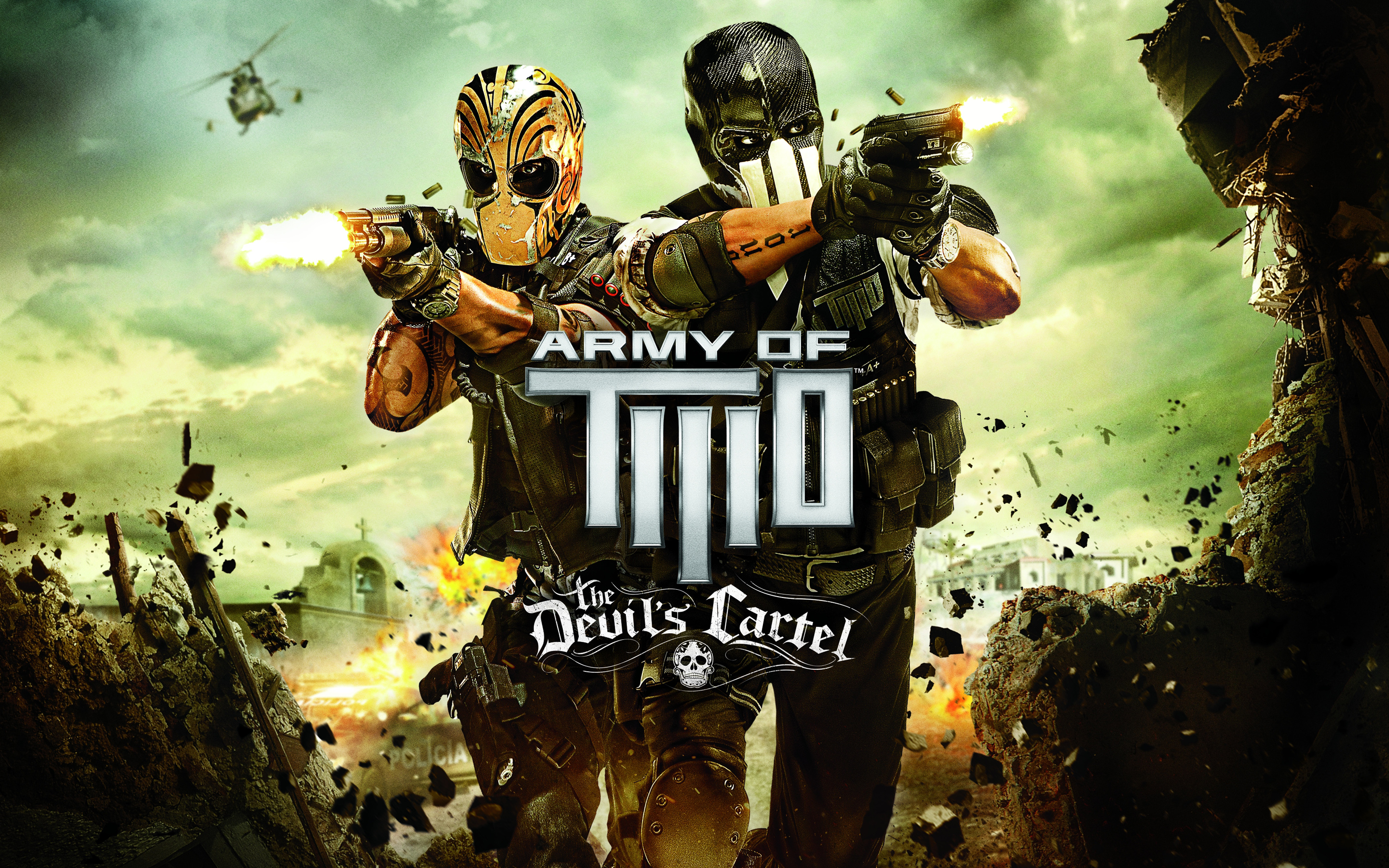 Army of Two The Devil's Cartel 2013 810.67 Kb