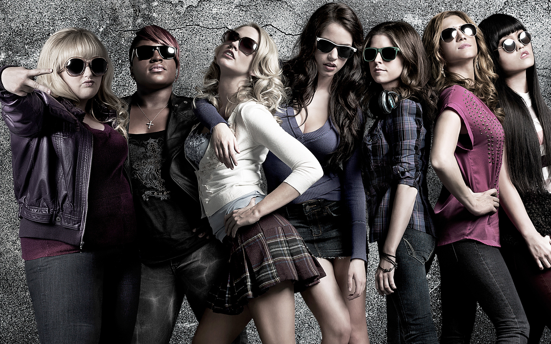 Pitch Perfect The Bellas Girls 383.45 Kb