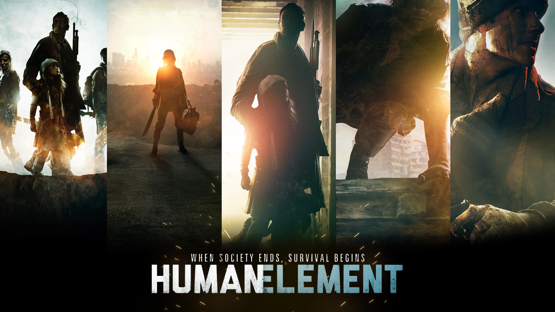 Human Element 2015 Game 1532.94 Kb