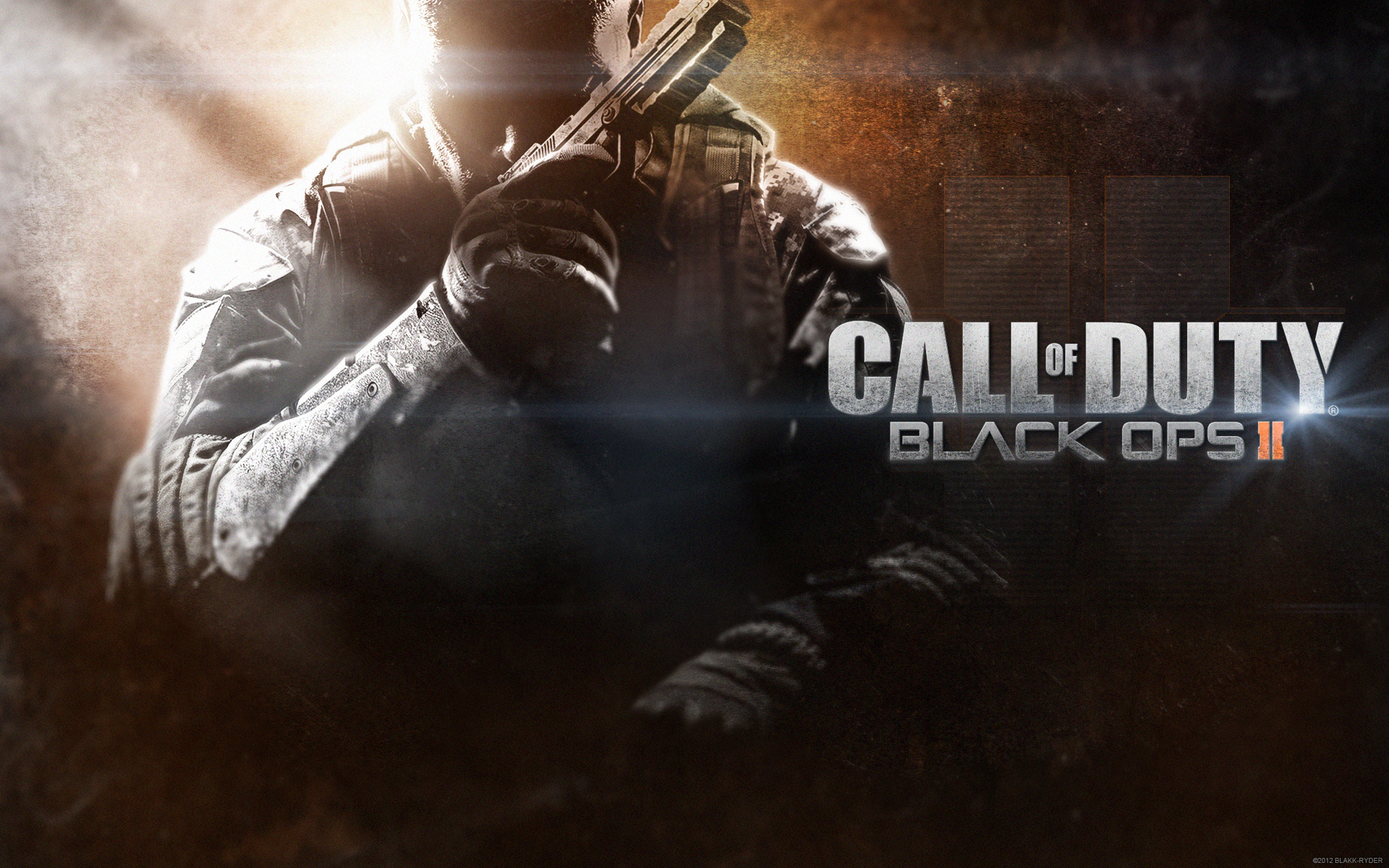 Call of Duty Black Ops 2 2013 Game 1258.52 Kb