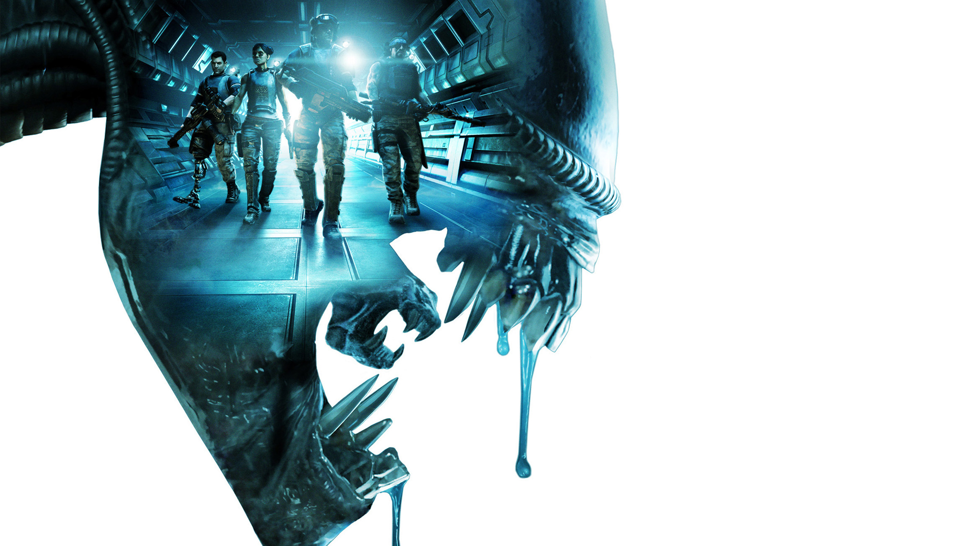 2013 Aliens Colonial Marines Game 1038.87 Kb