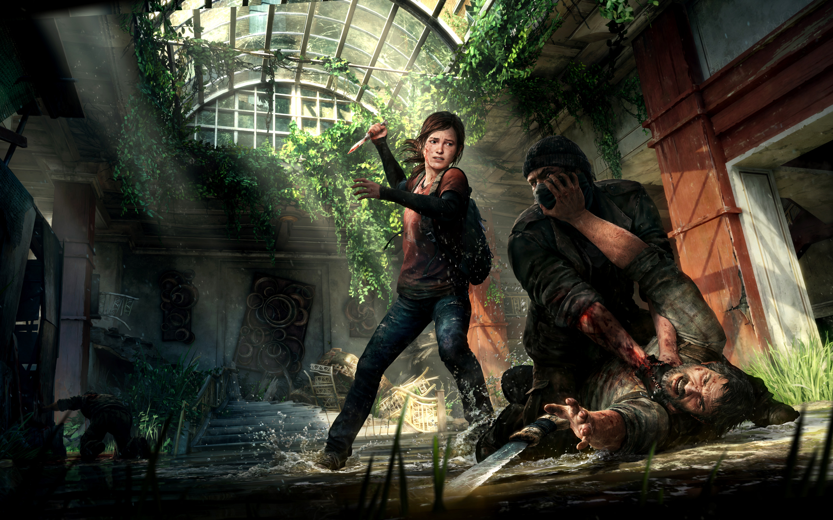 The Last of Us PS3 Game 579.9 Kb