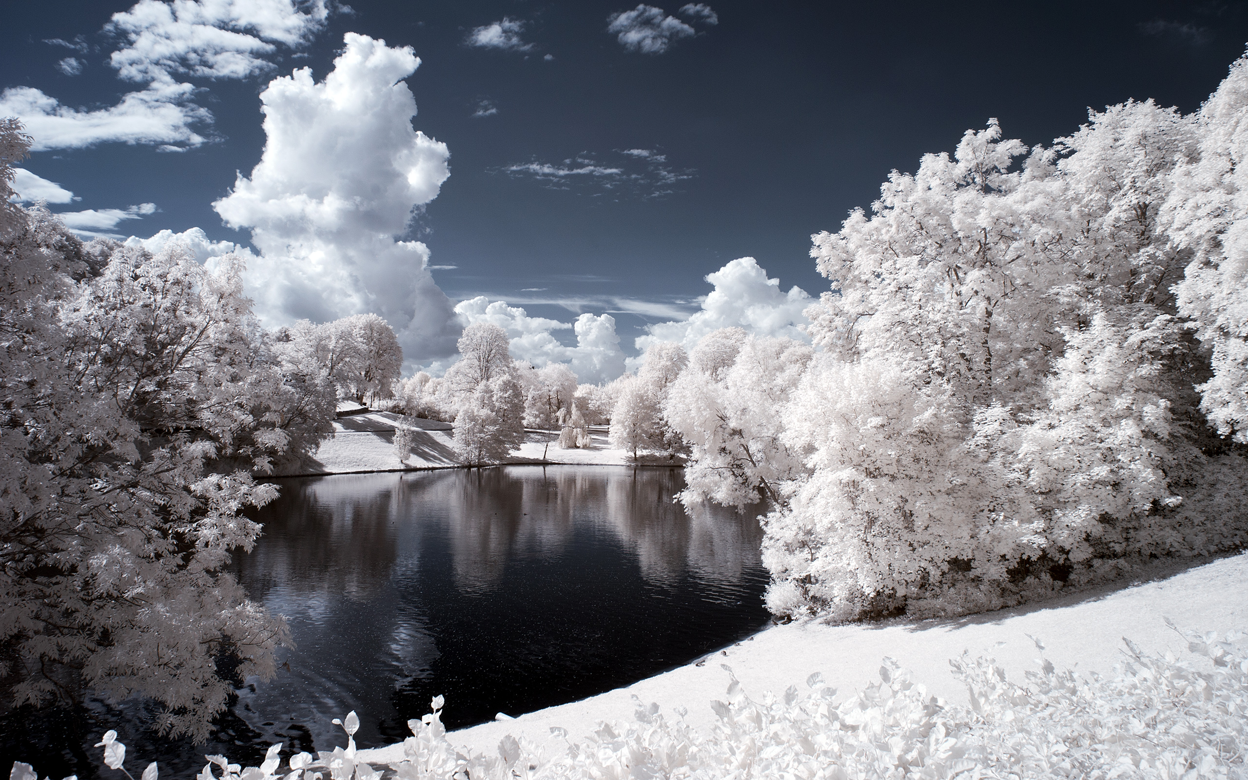 Vigeland Sculpture Park Norway