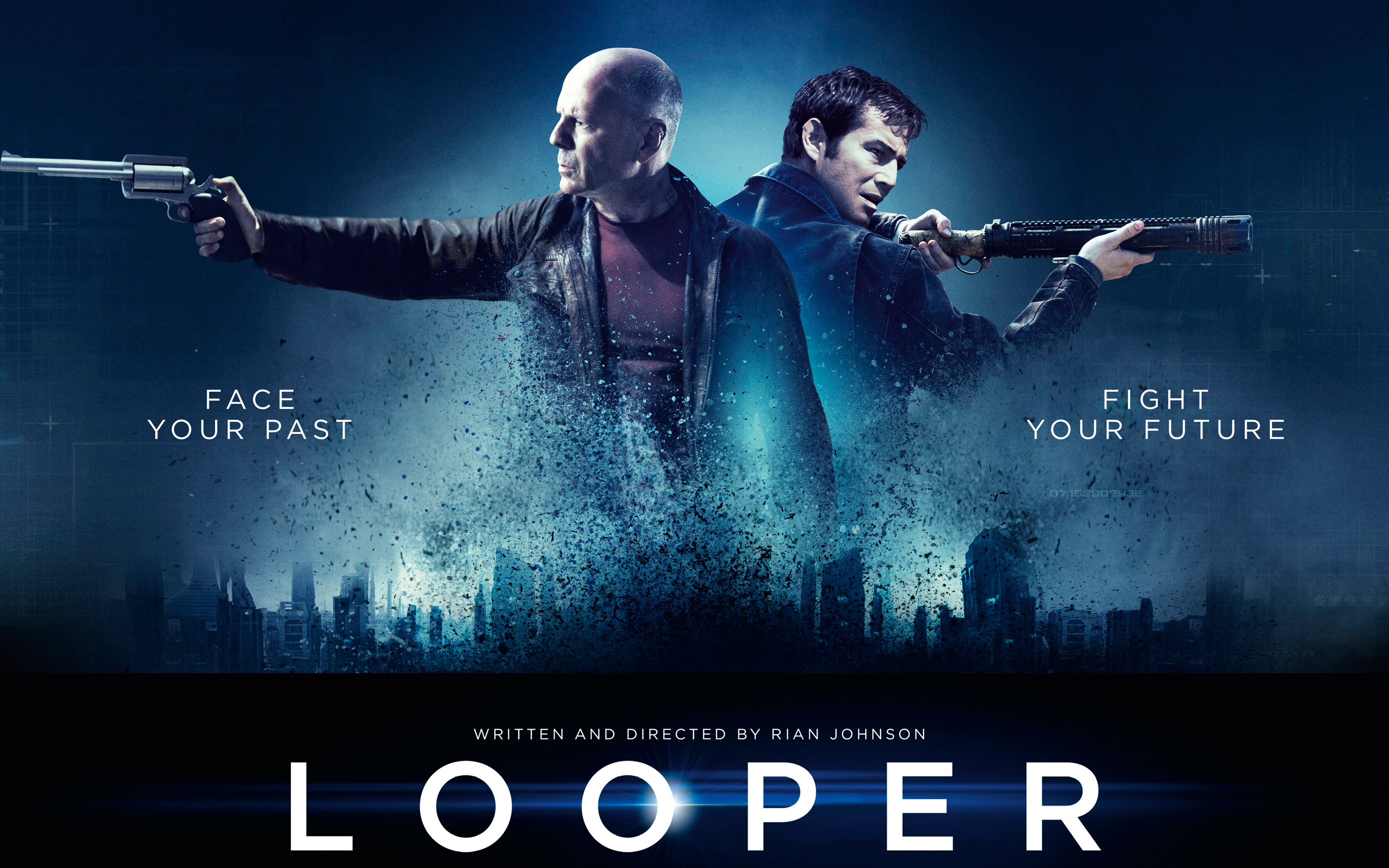 Bruce Willis Looper