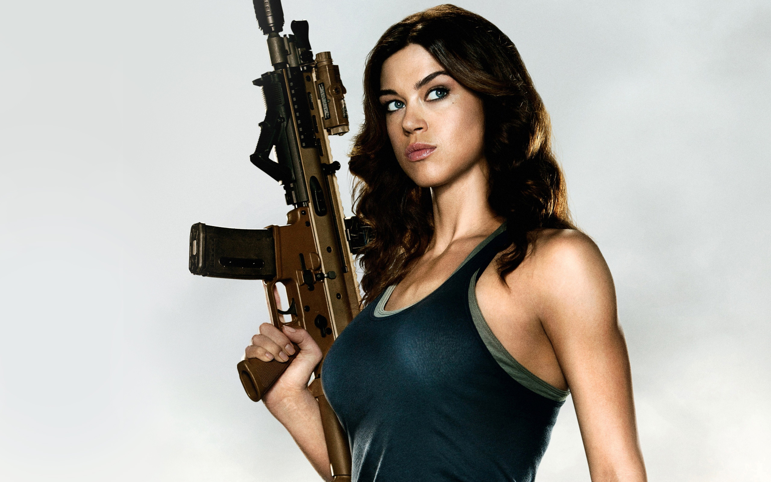 Adrianne Palicki in  G.I. Joe 2