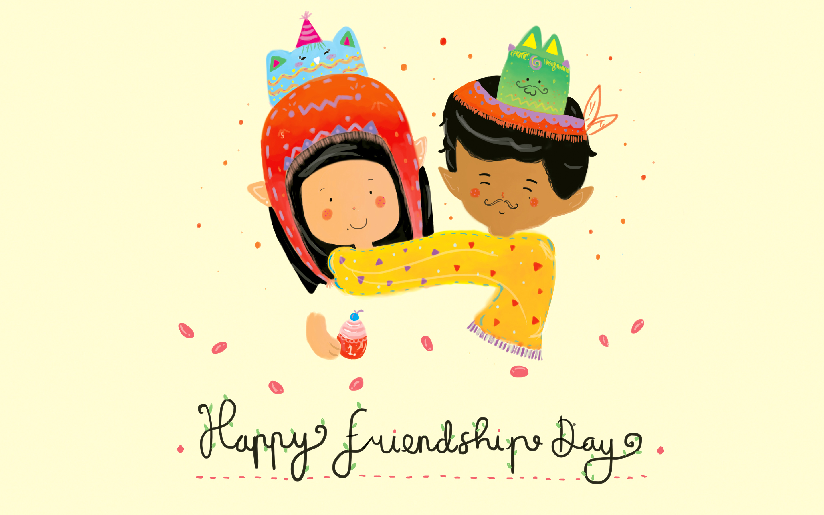 Happy Friendship Day 2012