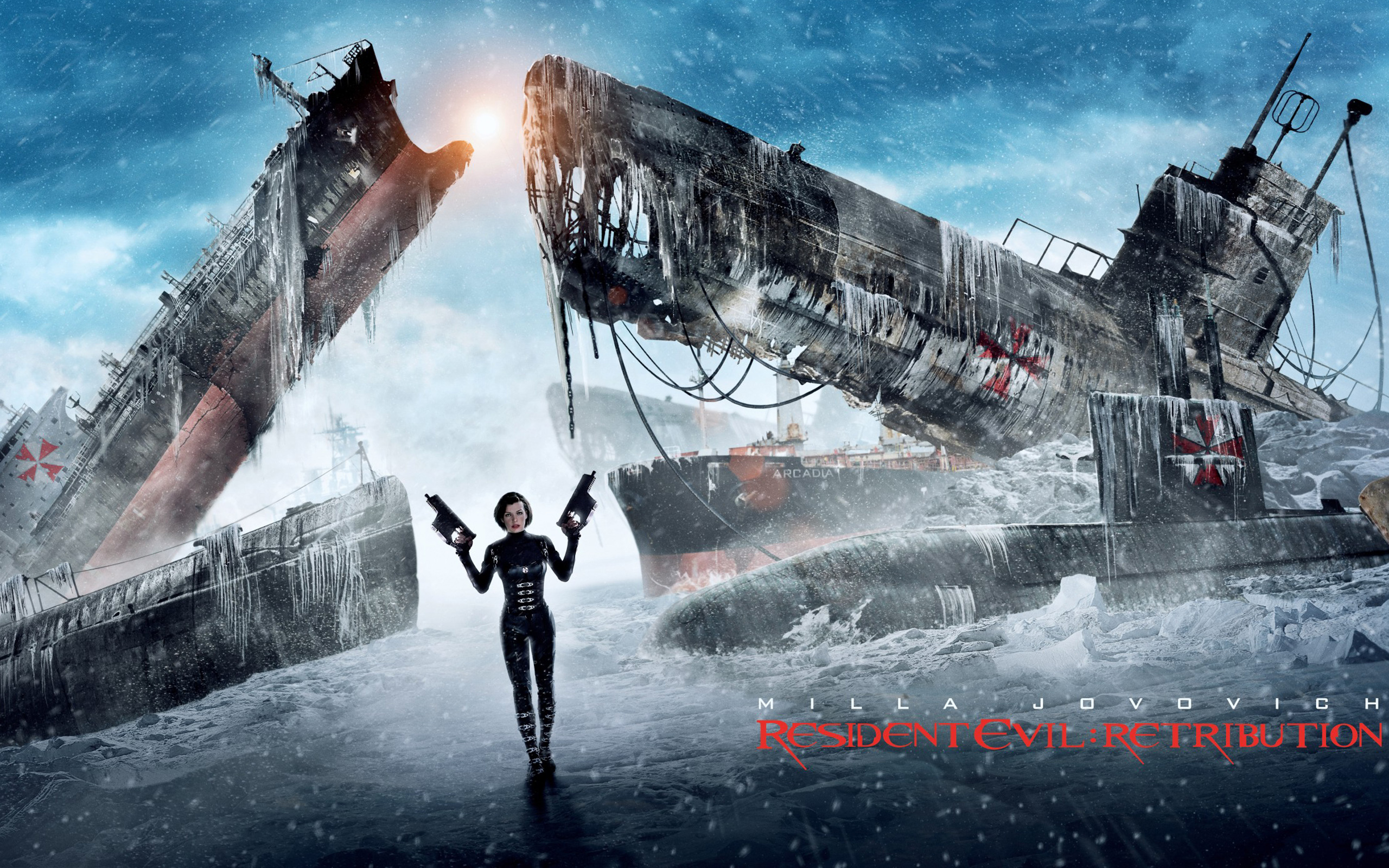 Resident Evil Retribution 2024.42 Kb