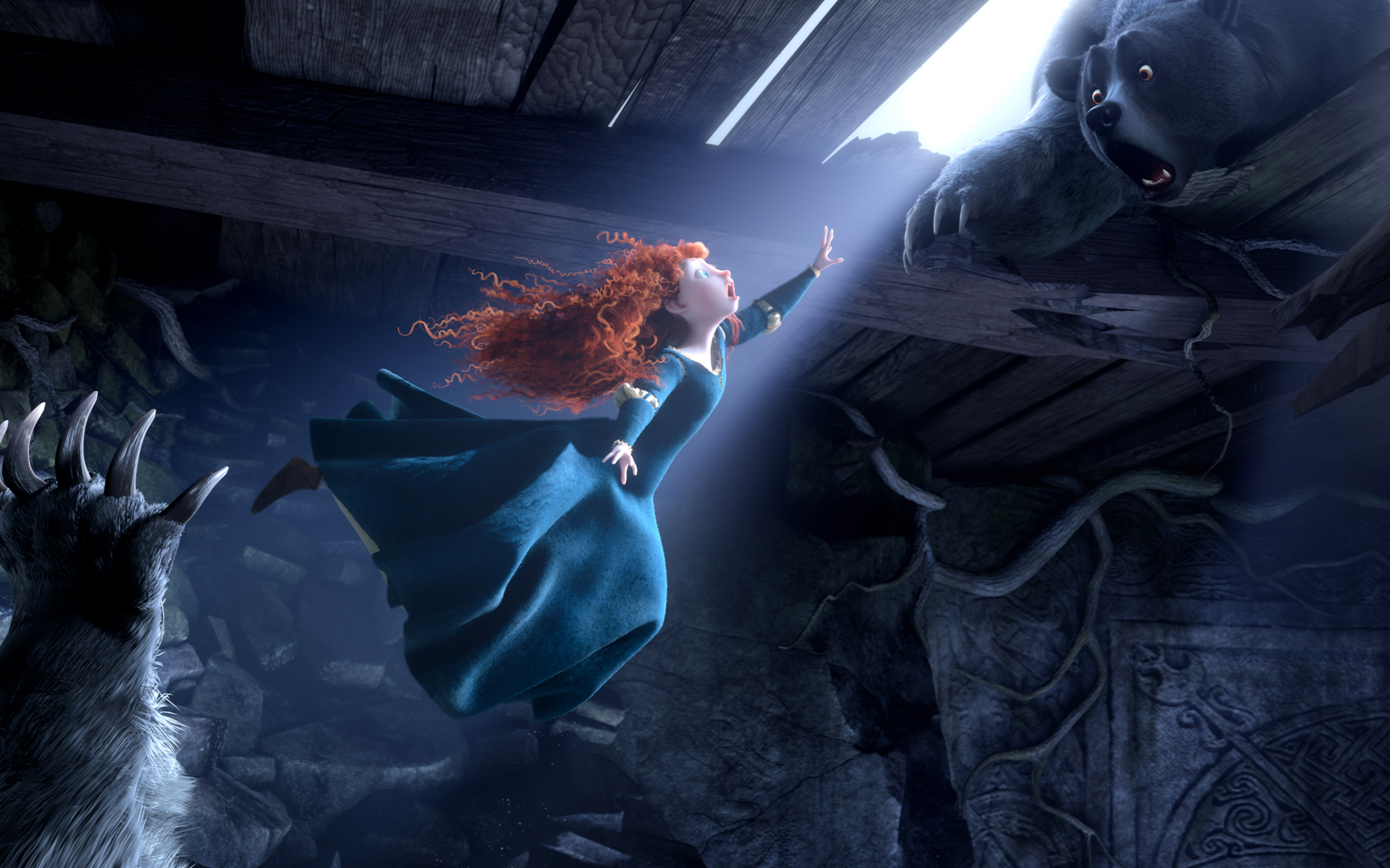 Princess Merida Brave Movie 460.12 Kb