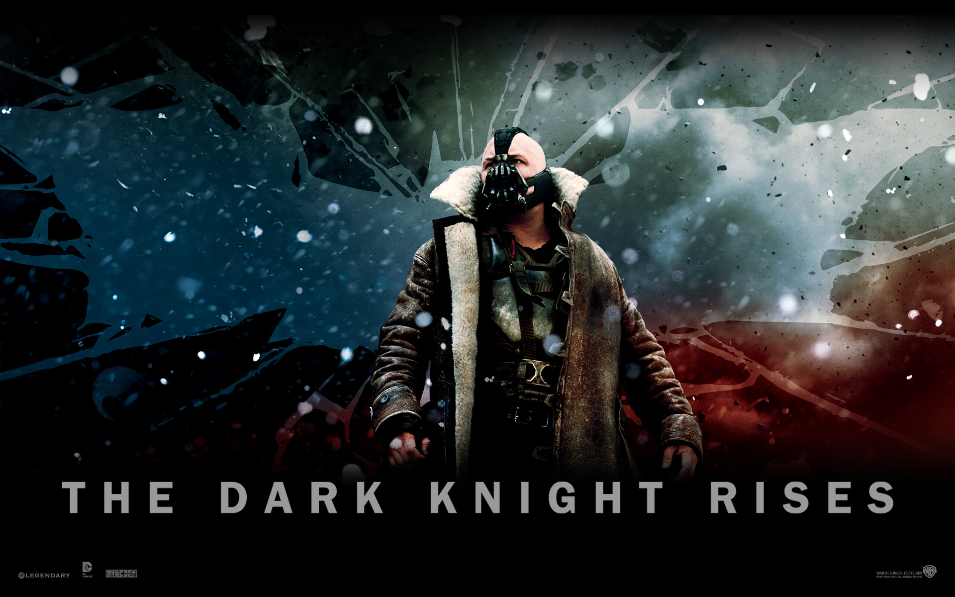 The Dark Knight Rises Official 2 577.53 Kb
