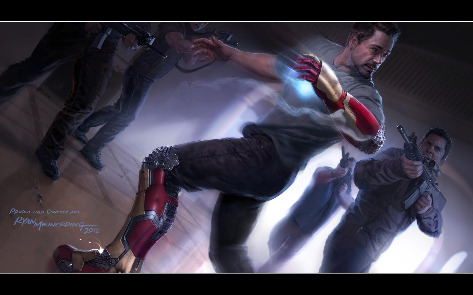 Iron Man 3 Concept 202.72 Kb