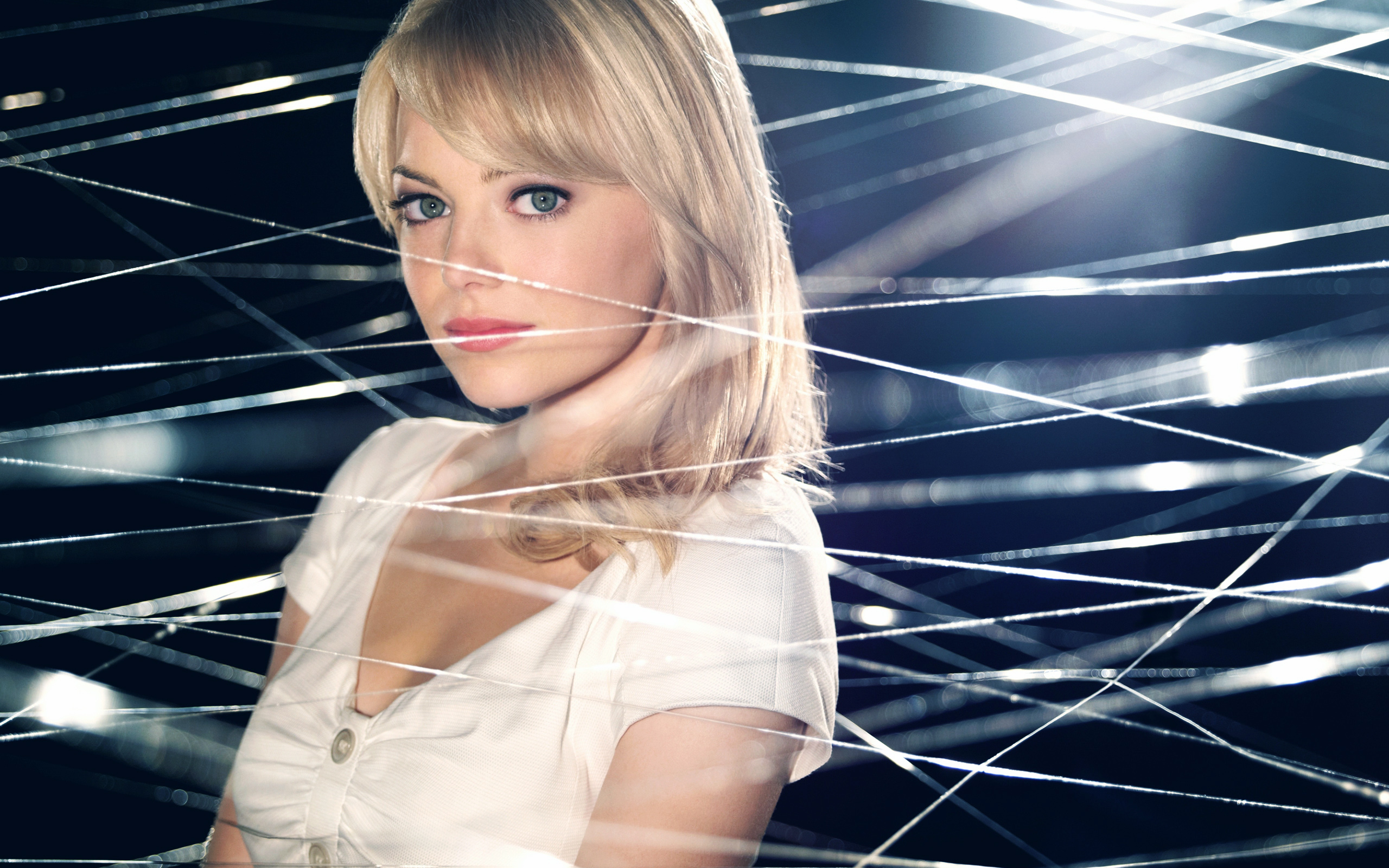 Emma Stone New Gwen Stacy