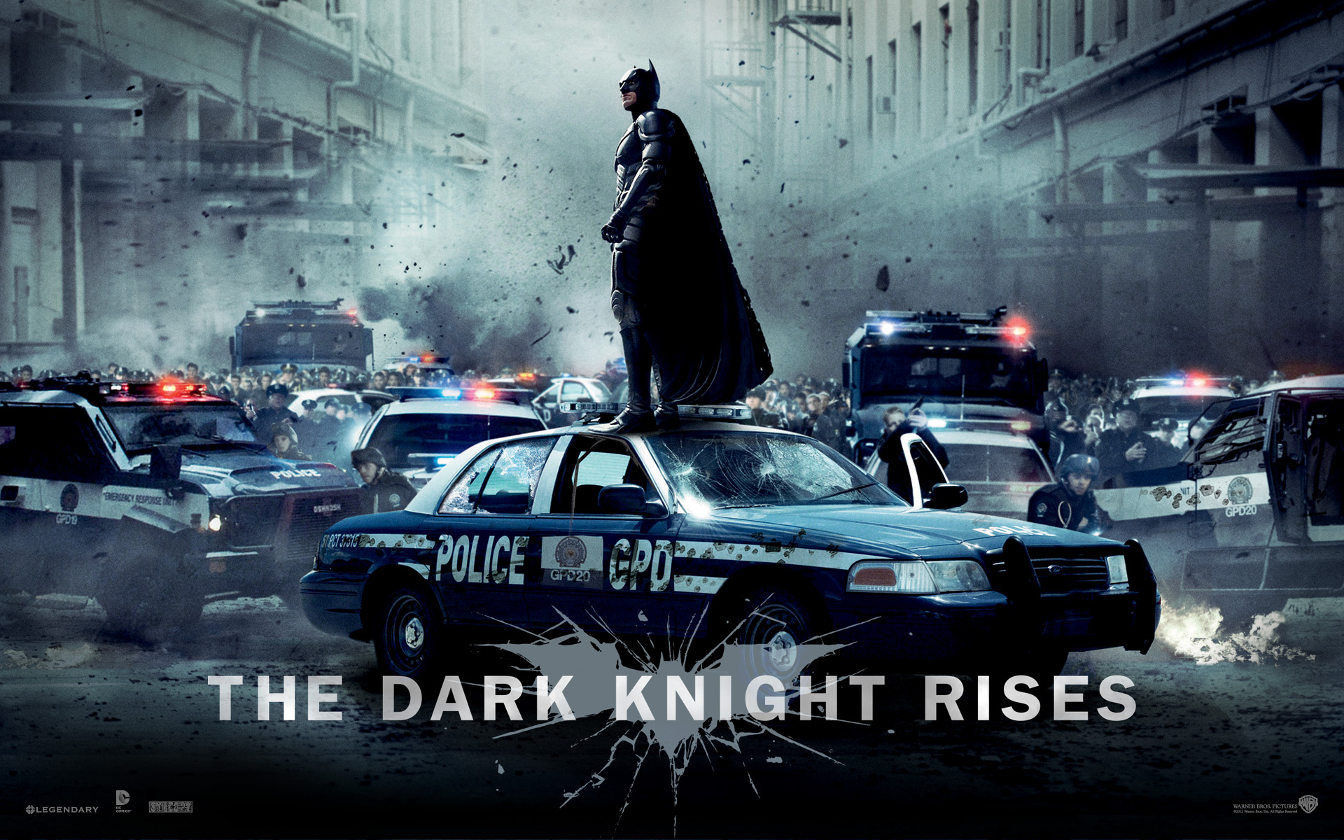 Batman Superhero Dark Knight Rises 768.99 Kb