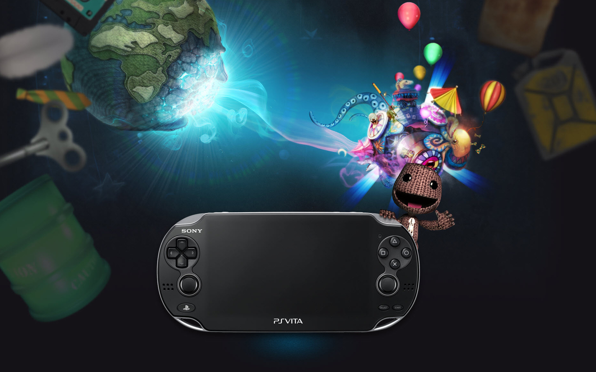LittleBigPlanet PlayStation Vita 217.99 Kb