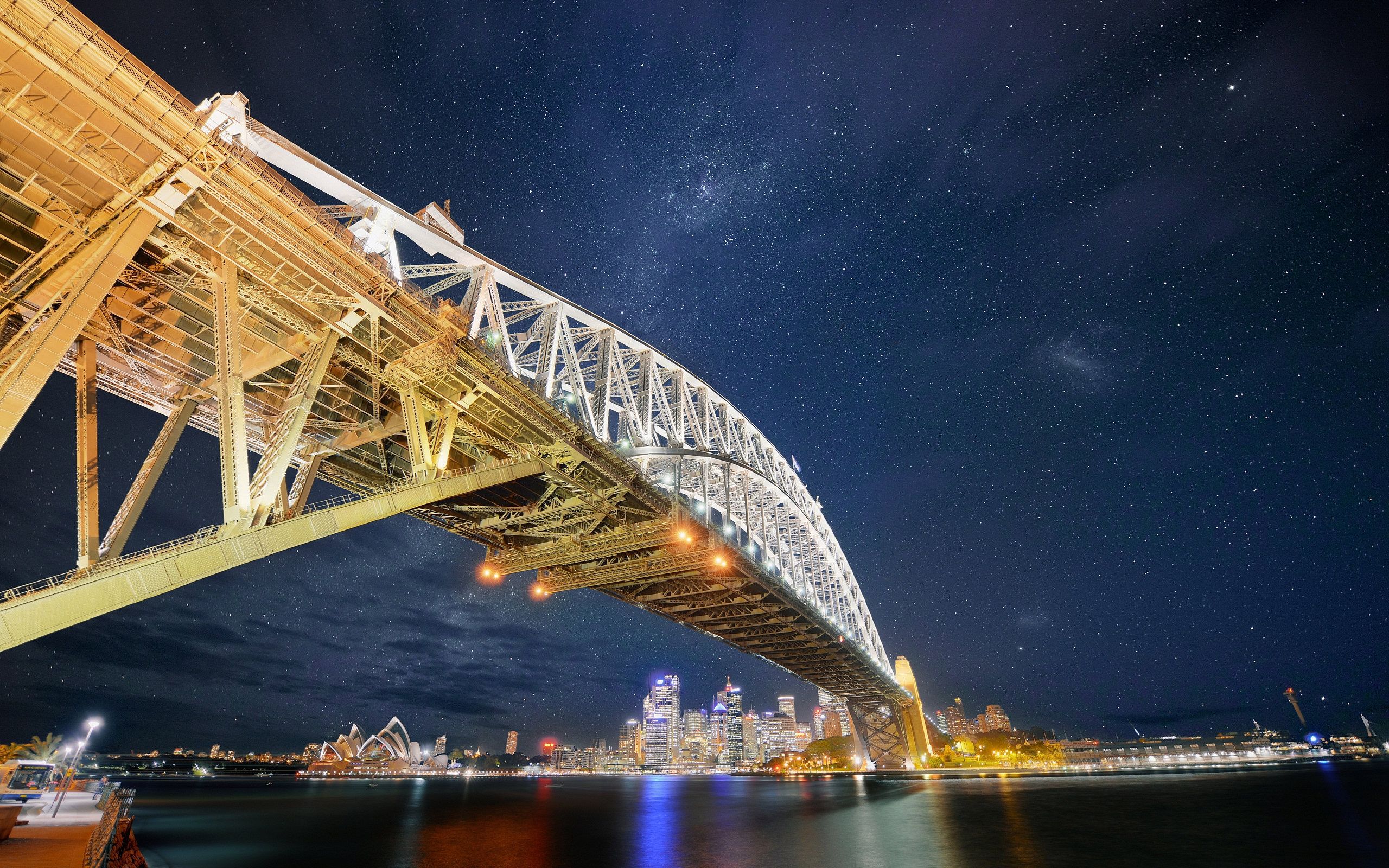 Sydney Bridge Nights