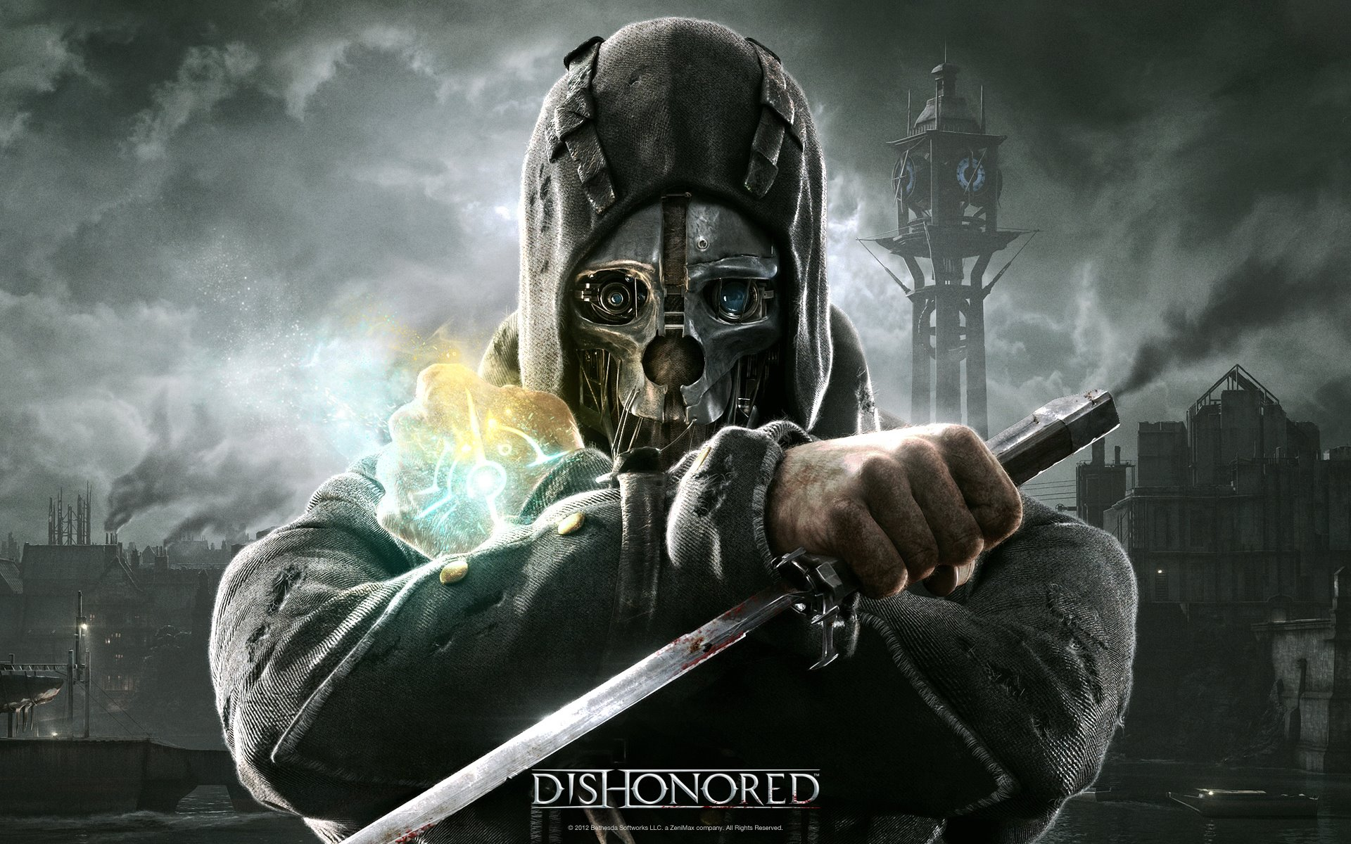 Dishonored 2012 Game 1262.89 Kb