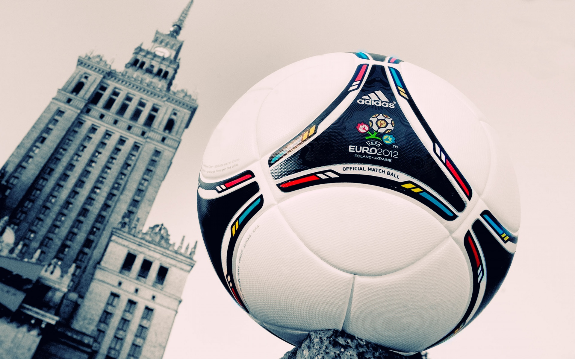 UEFA Euro 2012 Match Ball 1202.2 Kb