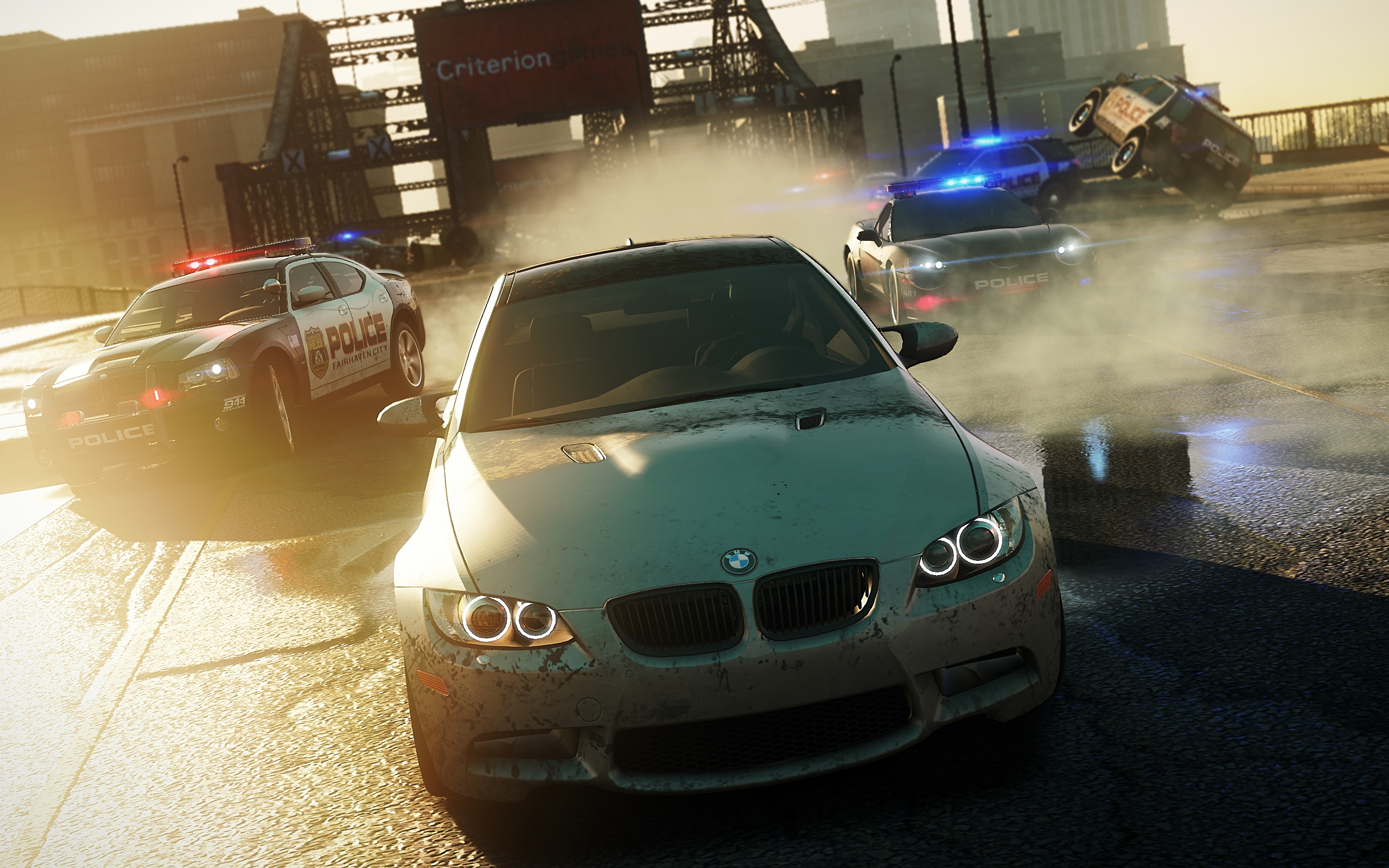 Need for Speed Most Wanted 2012 635.21 Kb
