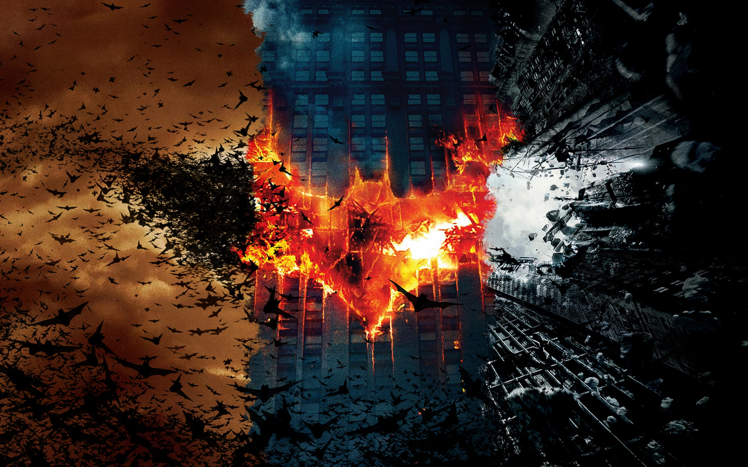 Batman Dark Knight Trilogy 689.69 Kb