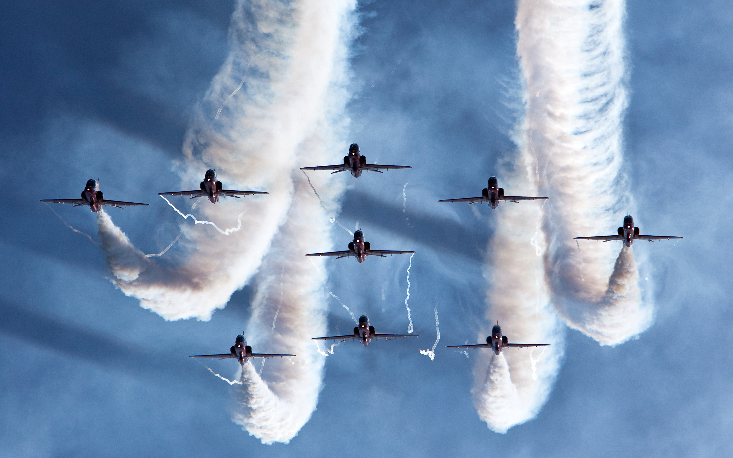 Royal Air Force Aerobatic Team 254.73 Kb