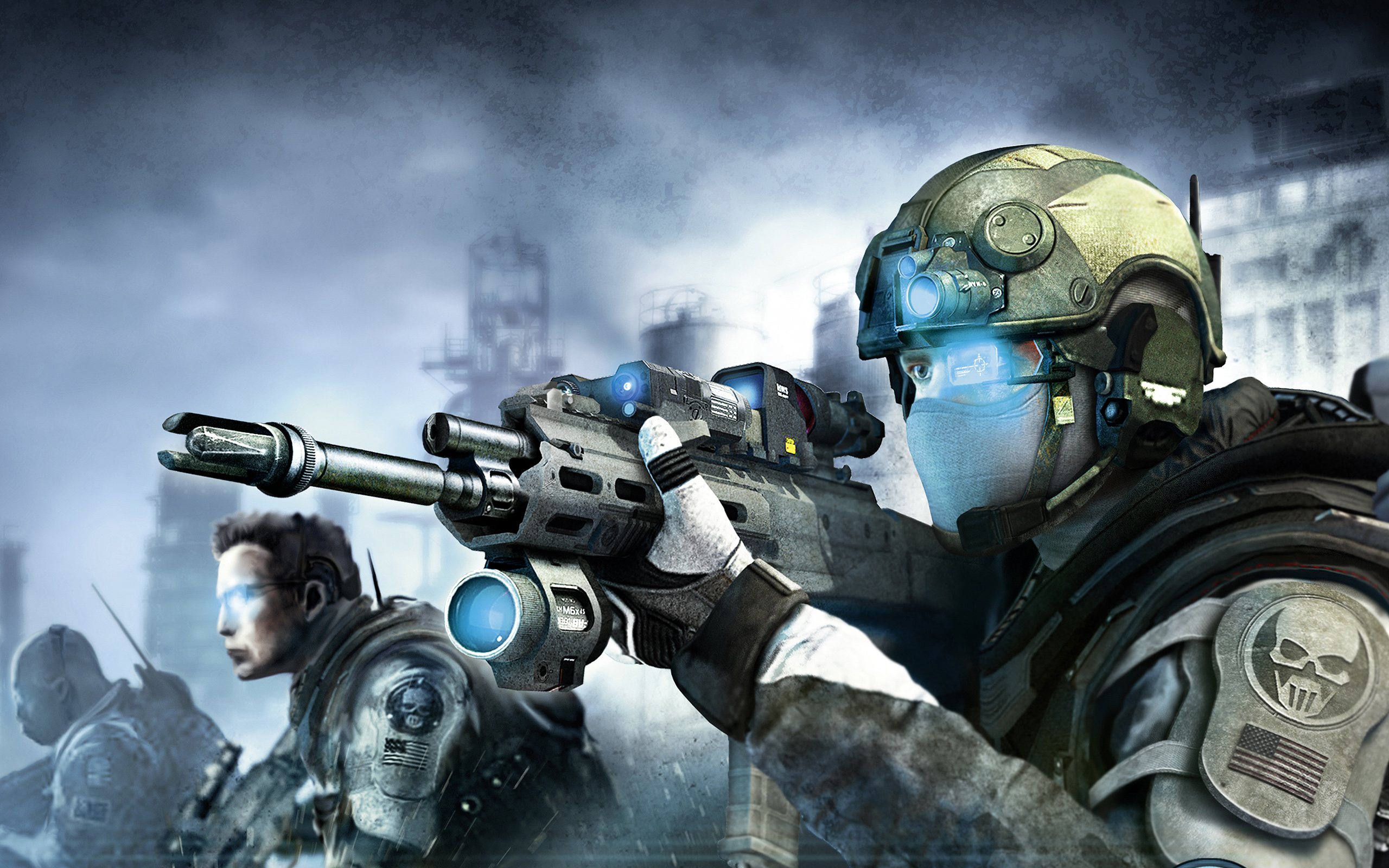 Ghost Recon Shadow Wars 4743.8 Kb