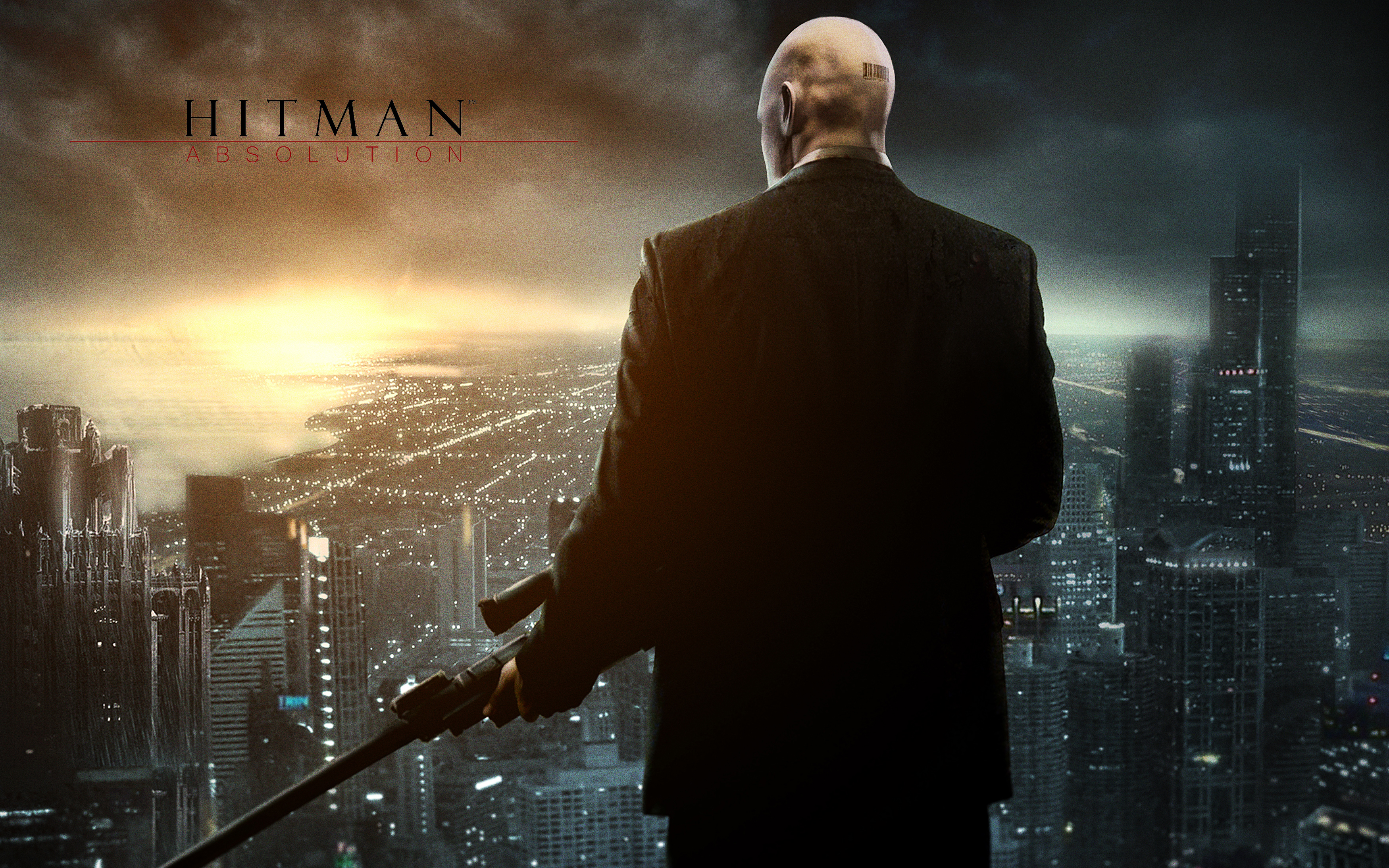Hitman Absolution 2012