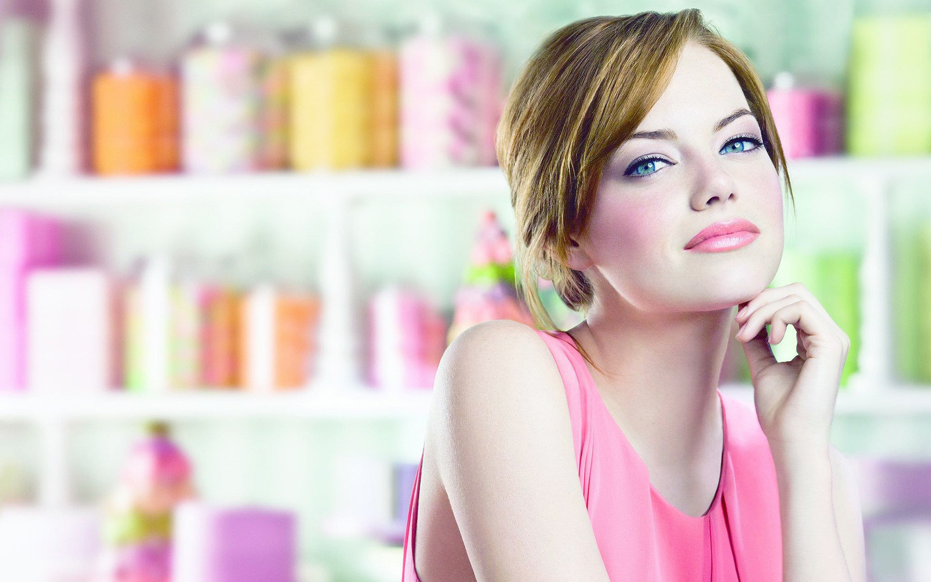 Spider Man Actress Emma Stone 1733.35 Kb