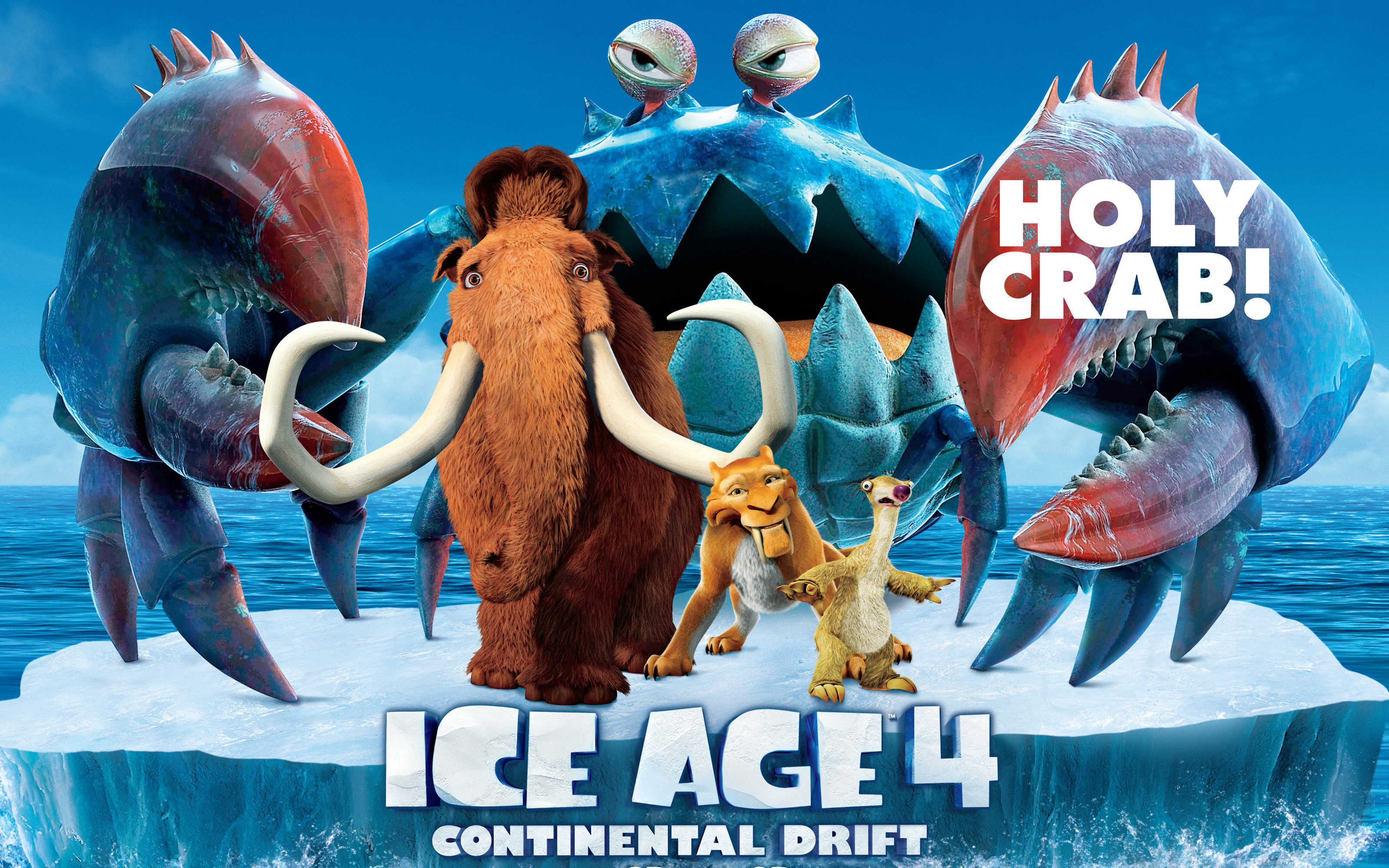 Ice Age 4 Continental Drift 2012 2124.25 Kb