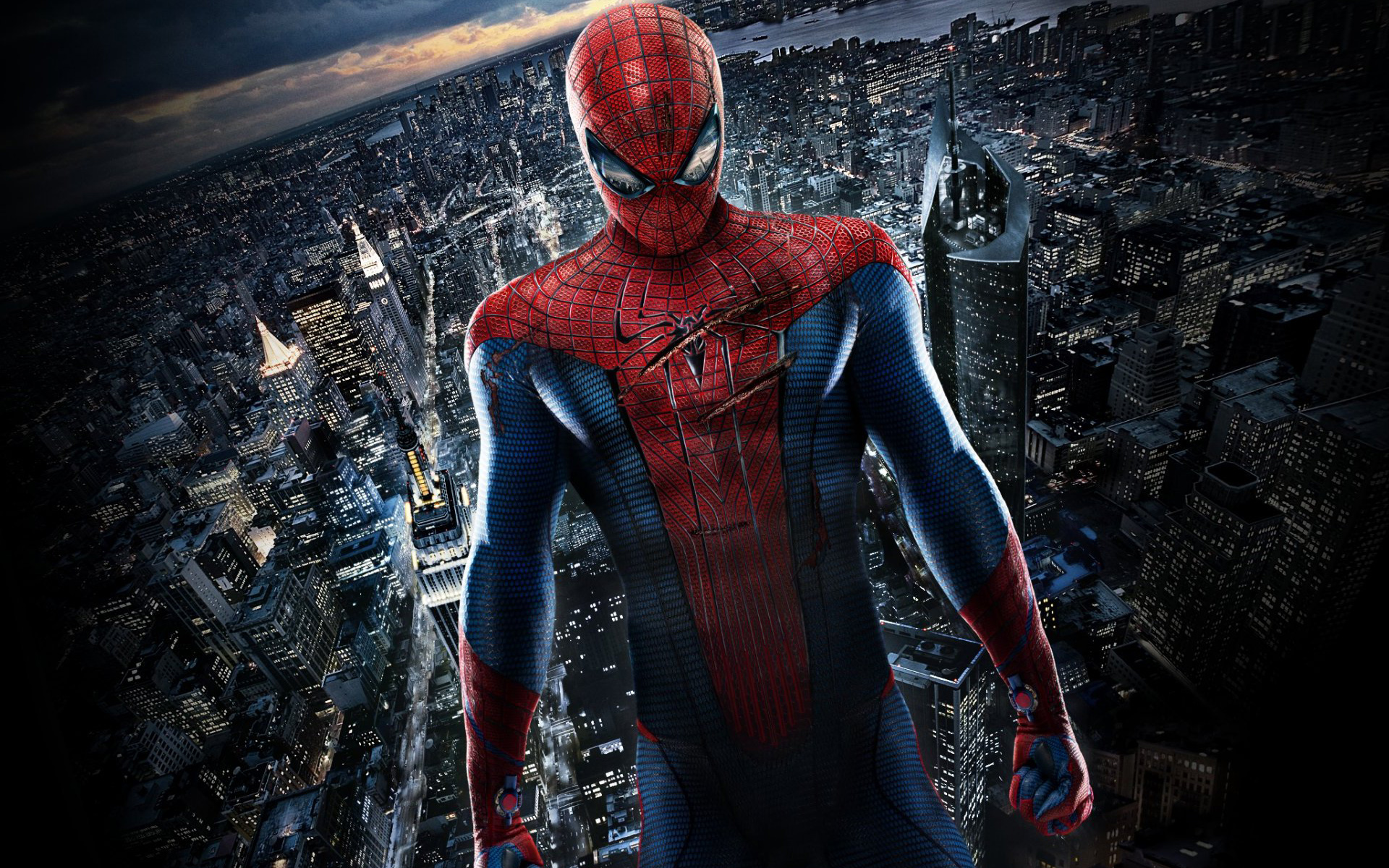 The Amazing Spider Man Movie 1483.49 Kb