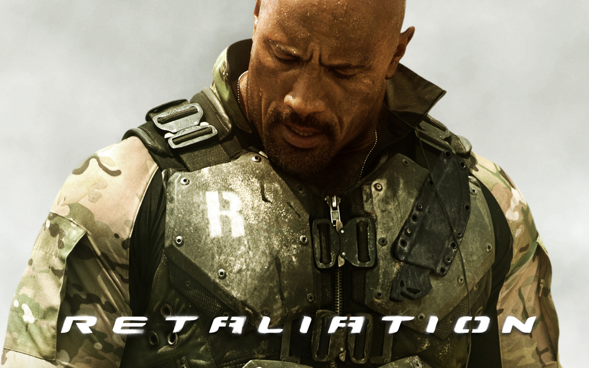 The Rock in GI Joe 2 Retaliation