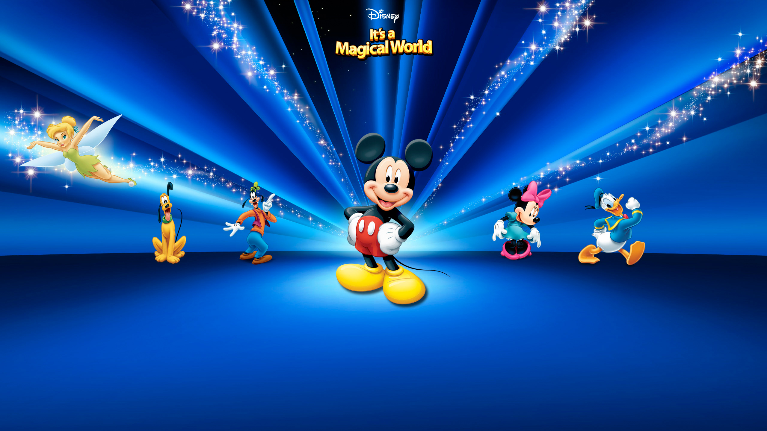 Disney Mickey Mouse World 1151.15 Kb