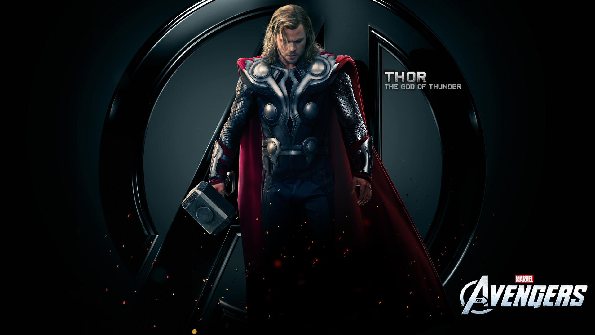Thor The God of Thunder