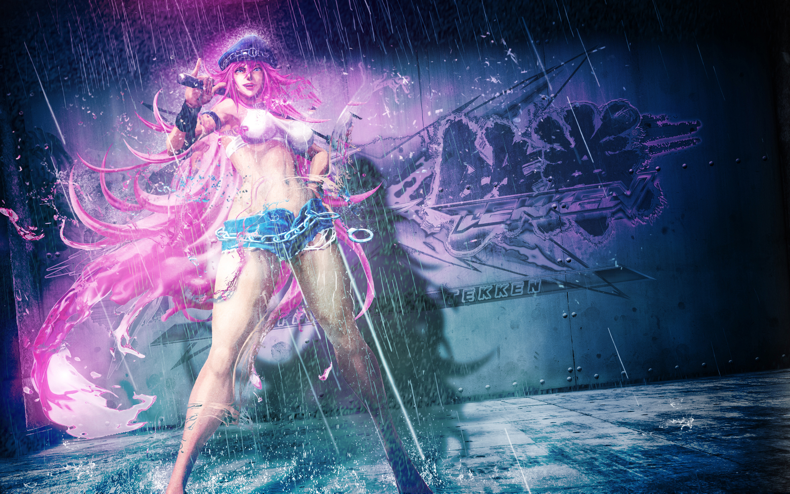 Poison in Street Fighter