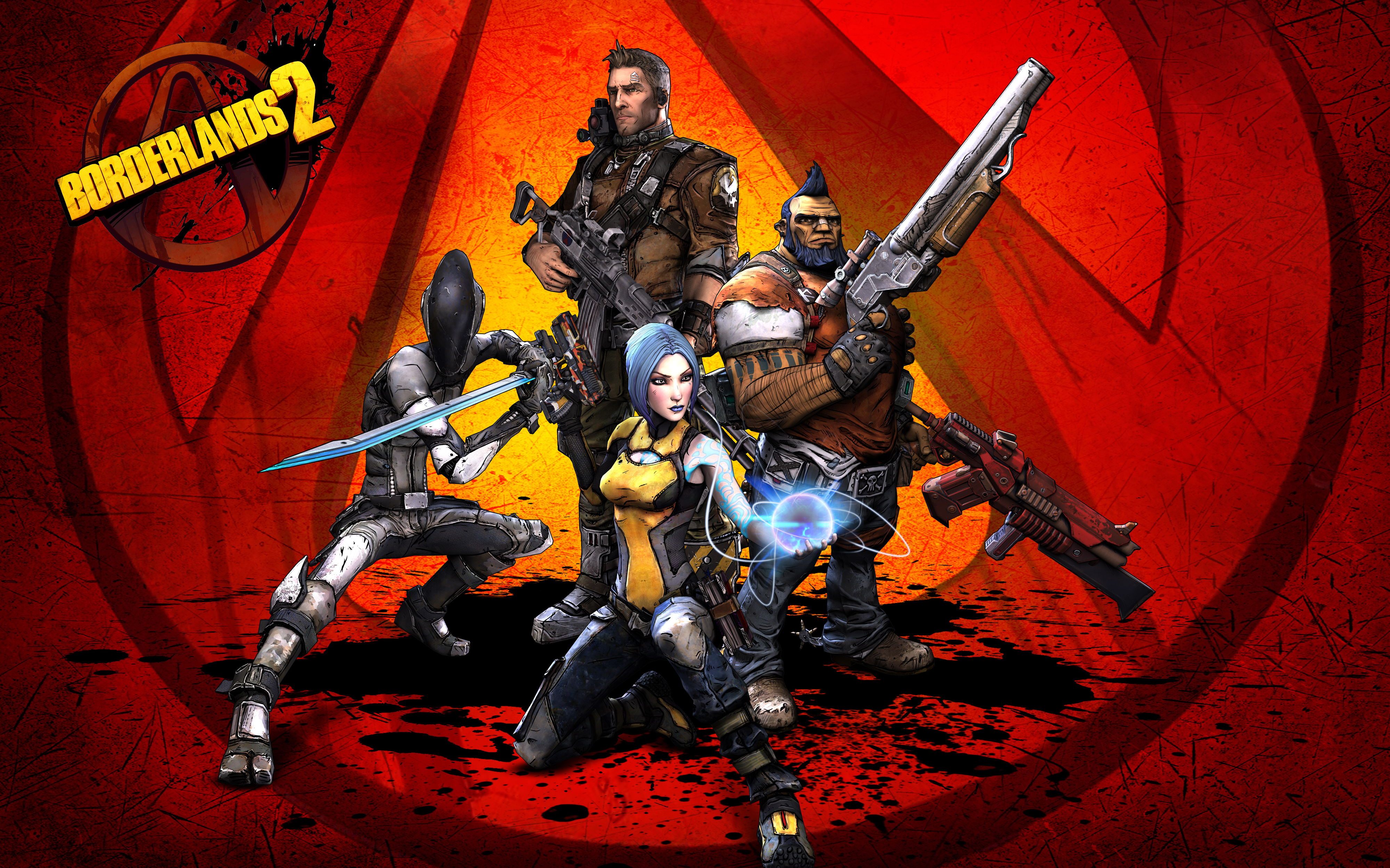 Borderlands 2 Heroes 439.22 Kb