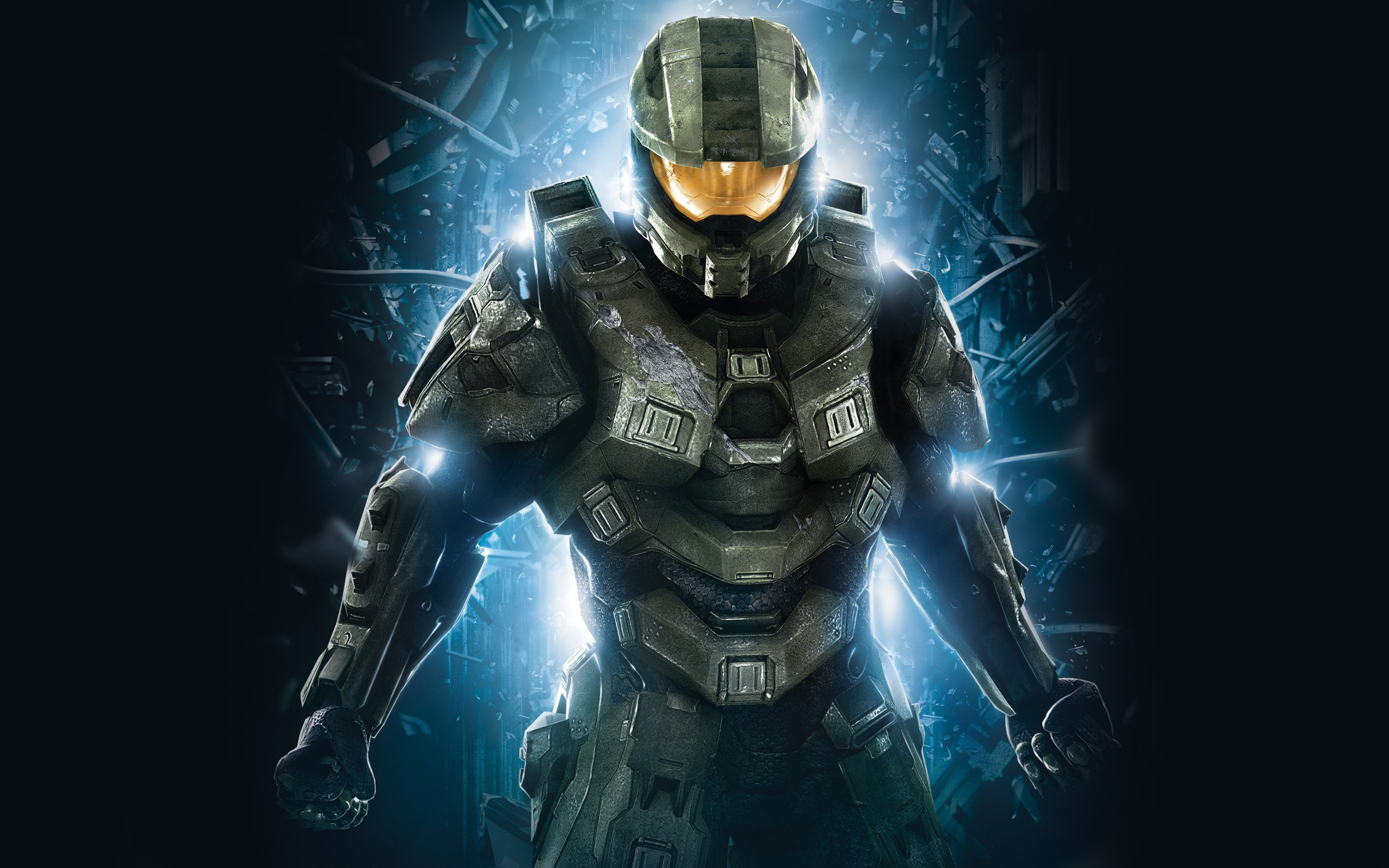 Master Chief in Halo 4 2125.4 Kb