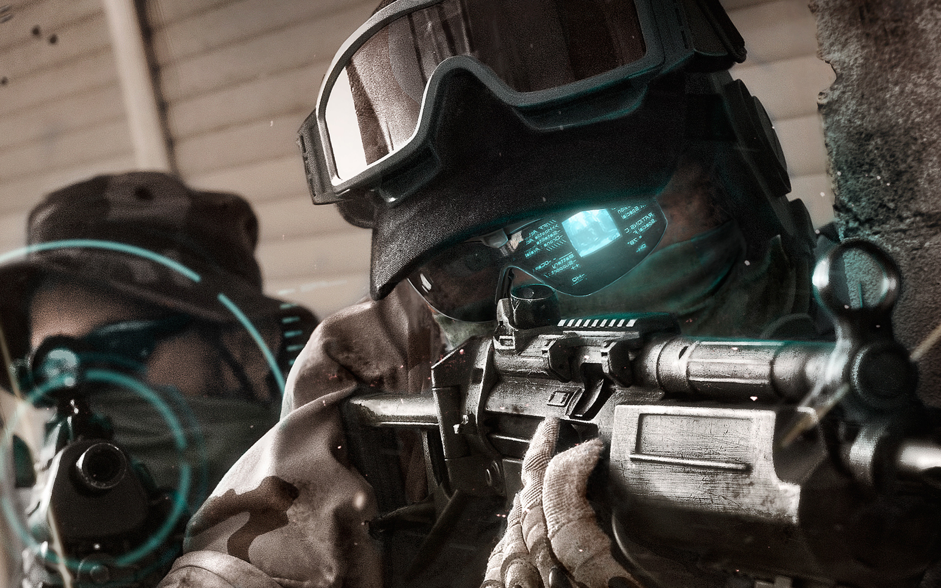Future Soldier Ghost Recon
