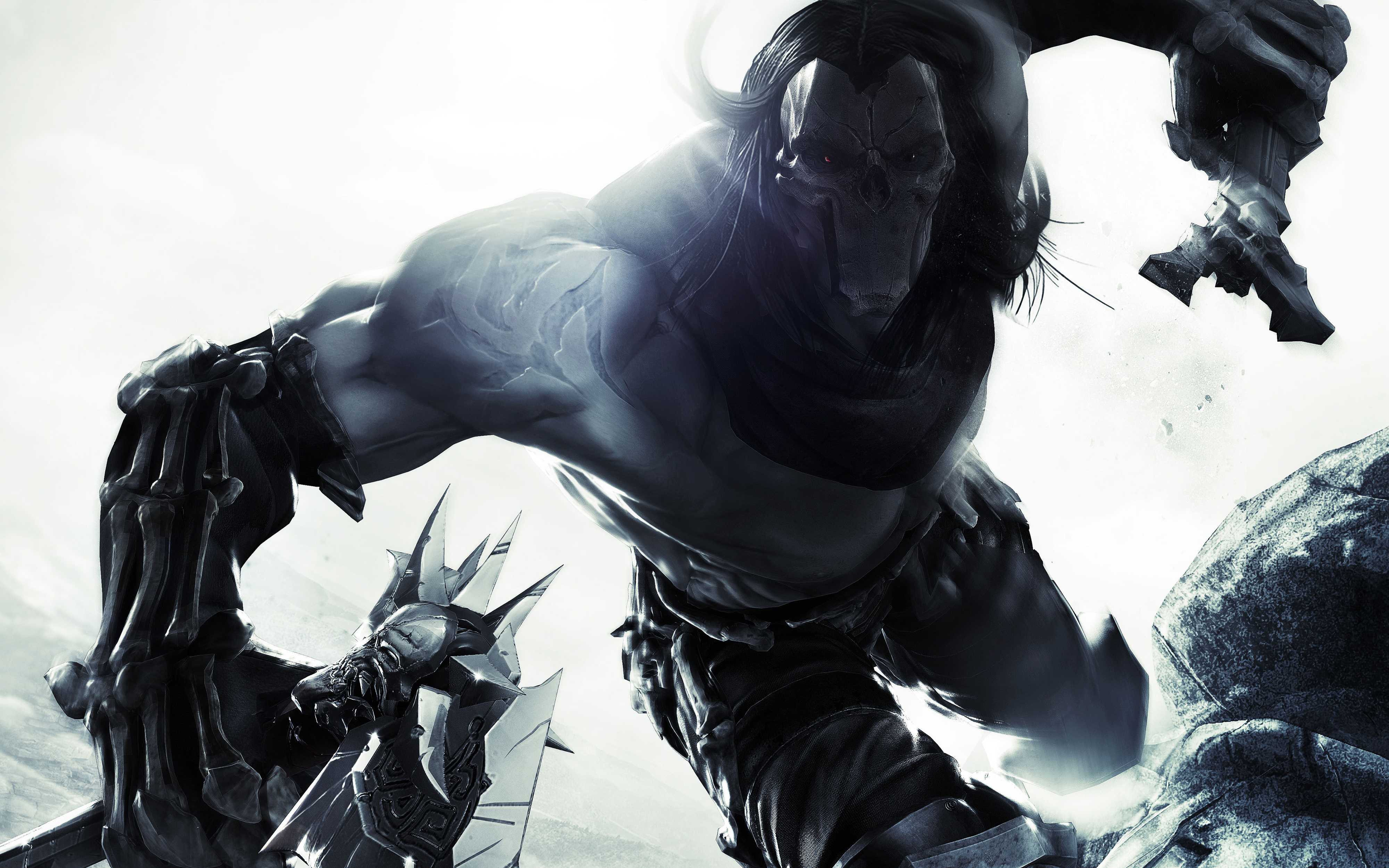 Darksiders II Game